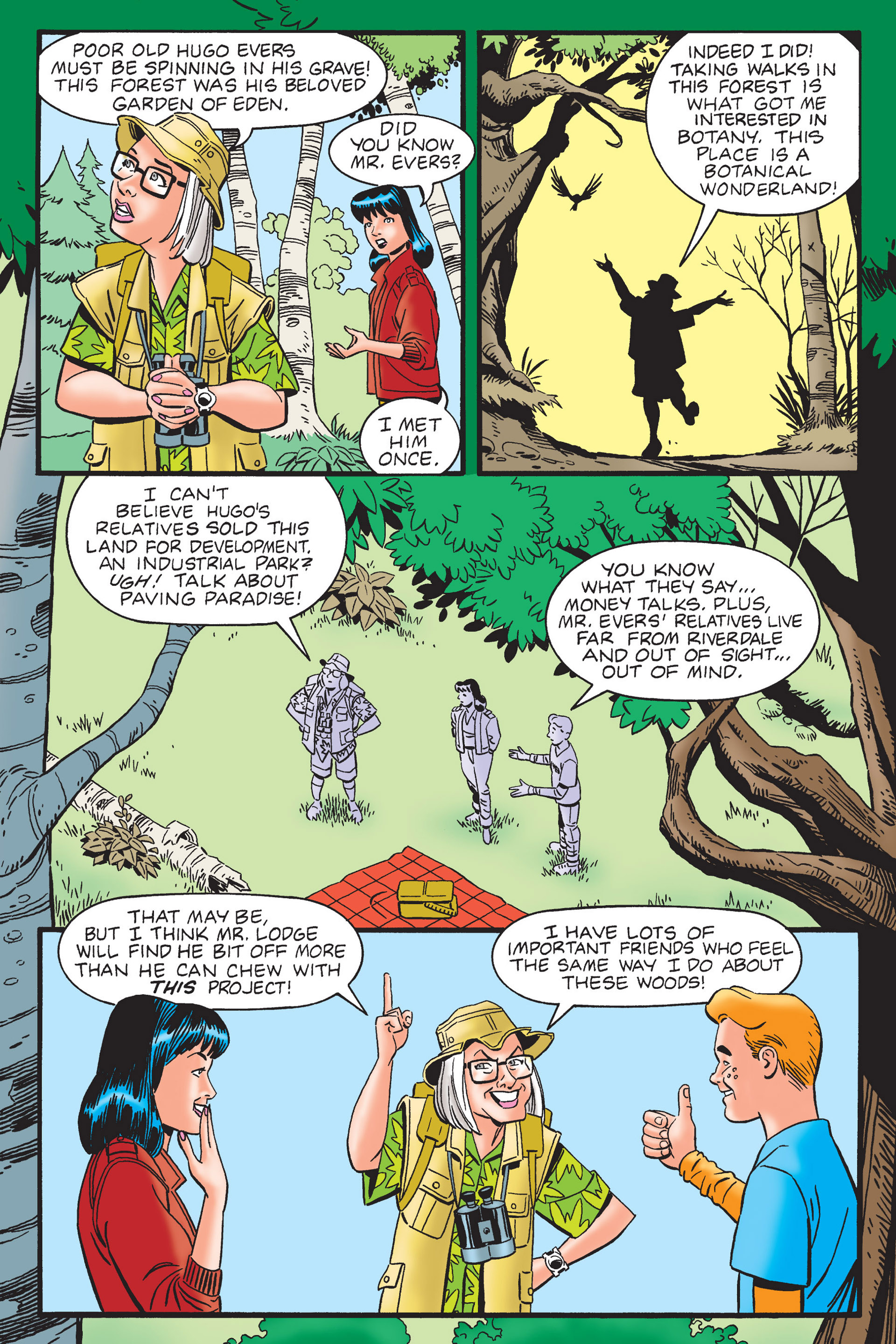 Read online Archie's New Look Series comic -  Issue #4 - 48