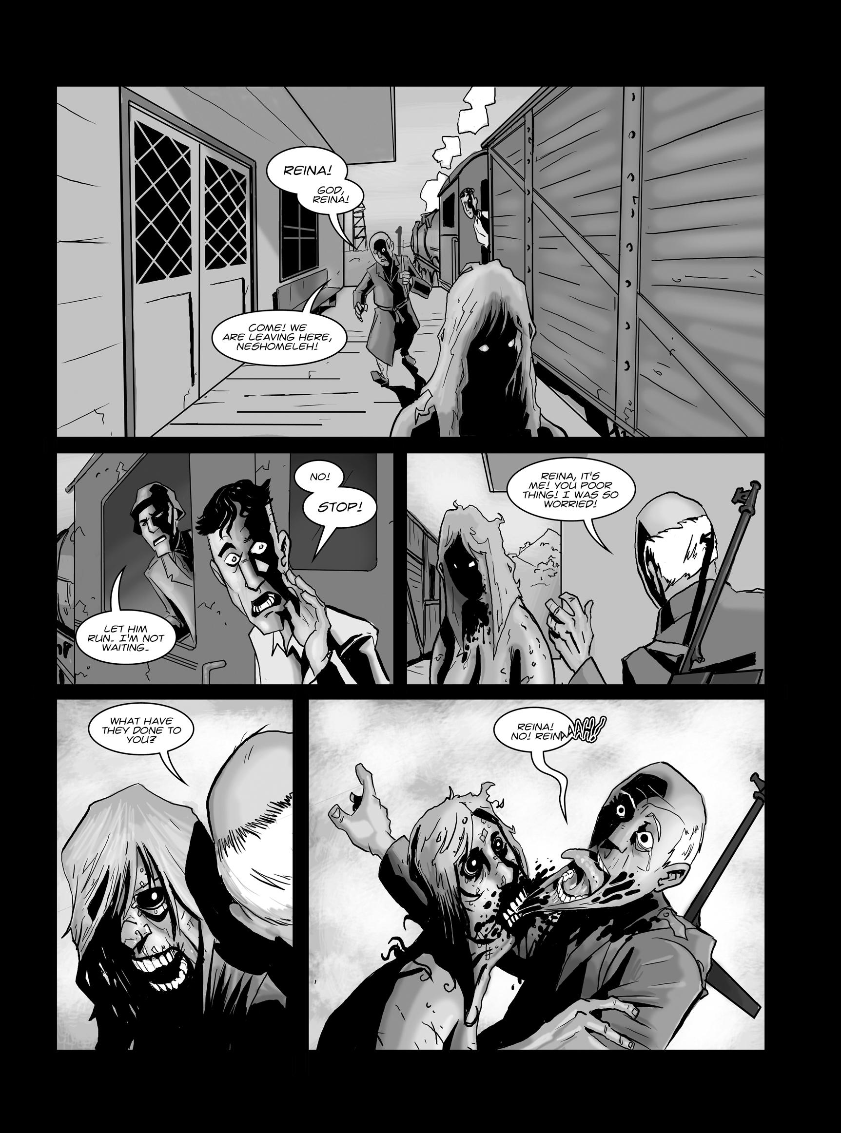 Read online FUBAR comic -  Issue #1 - 19