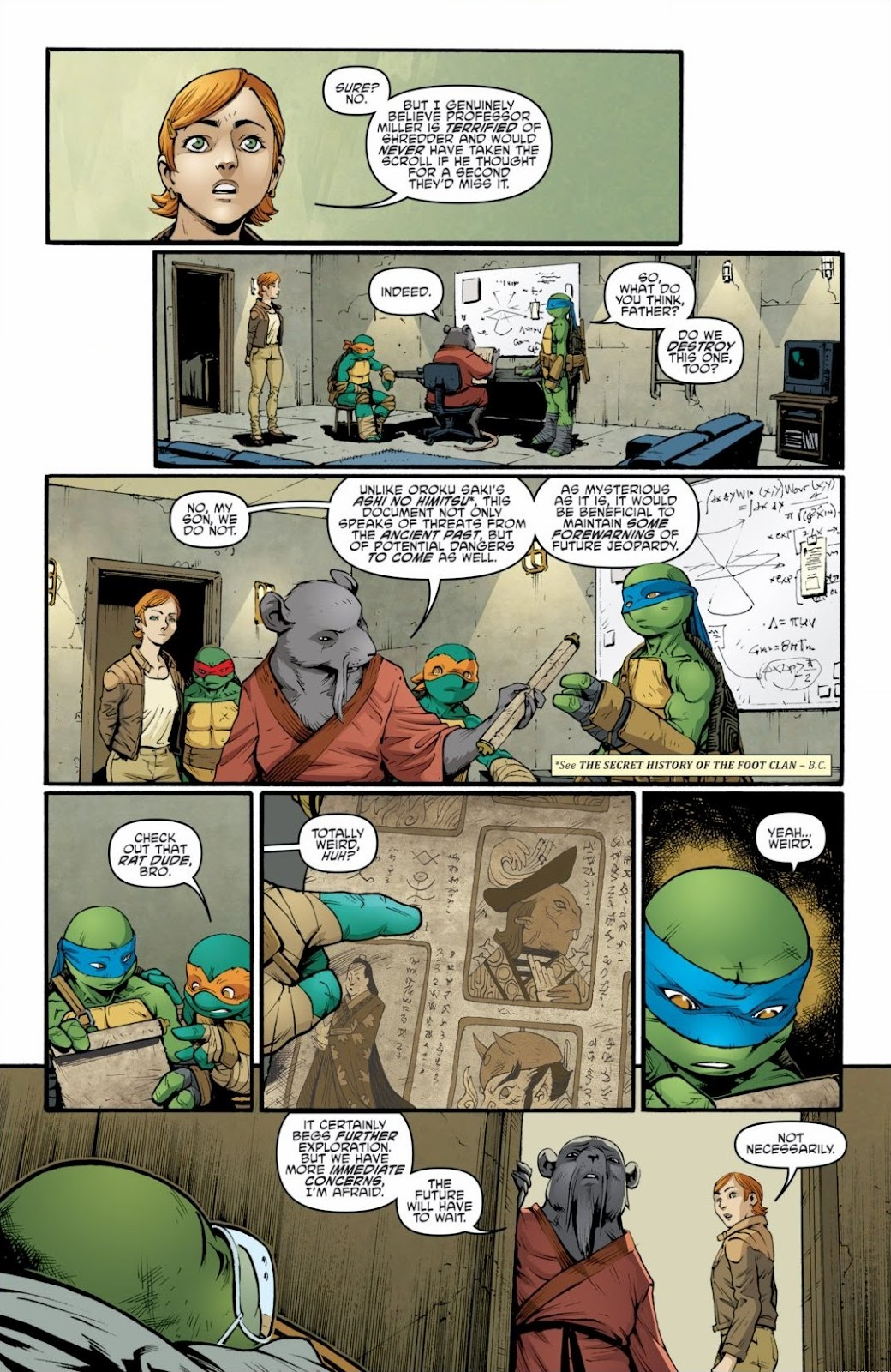 Read online Teenage Mutant Ninja Turtles: The IDW Collection comic -  Issue # TPB 6 (Part 2) - 81