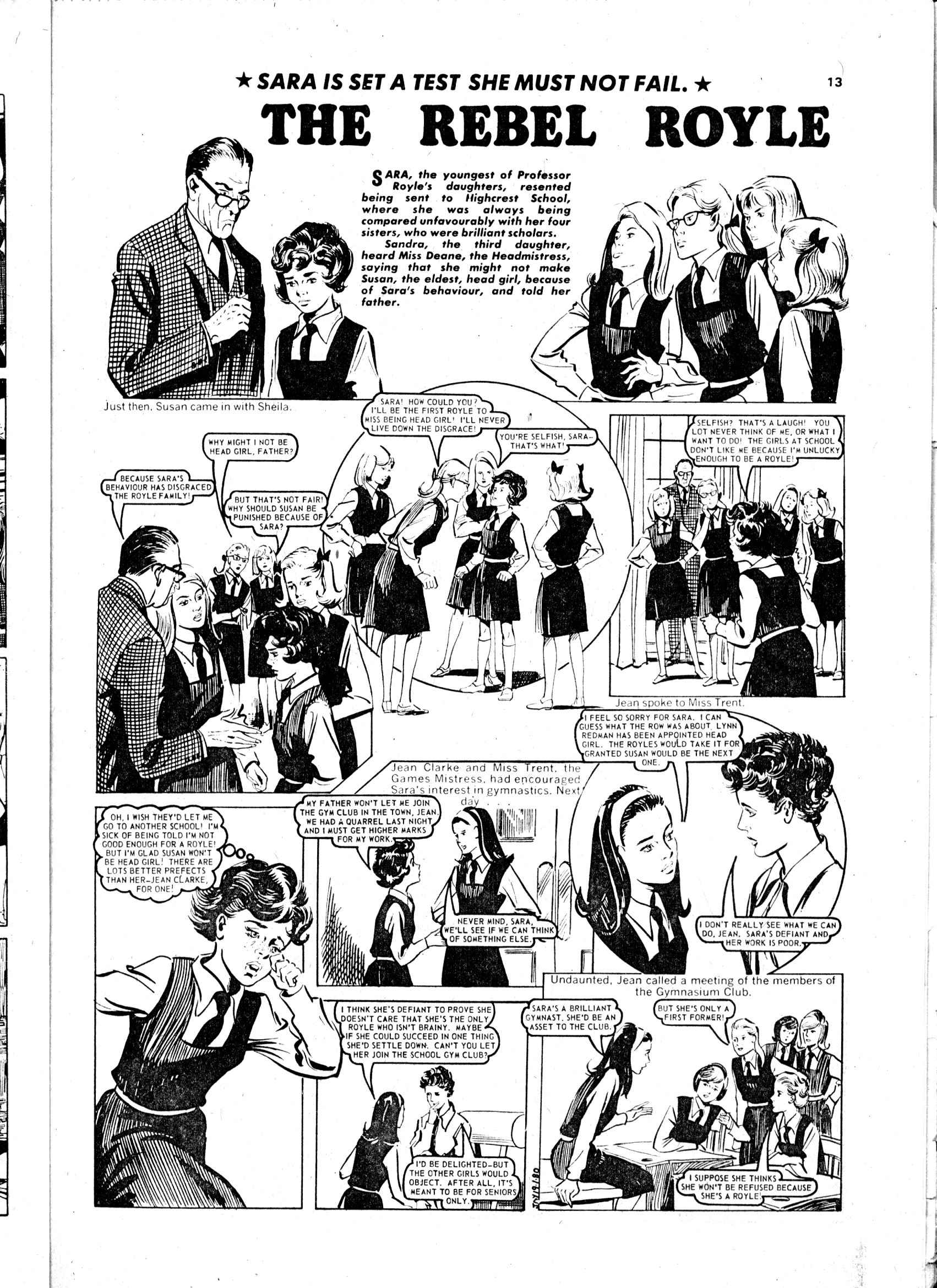 Read online Judy comic -  Issue #1045 - 13
