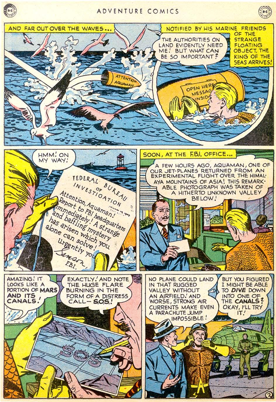 Read online Adventure Comics (1938) comic -  Issue #144 - 28