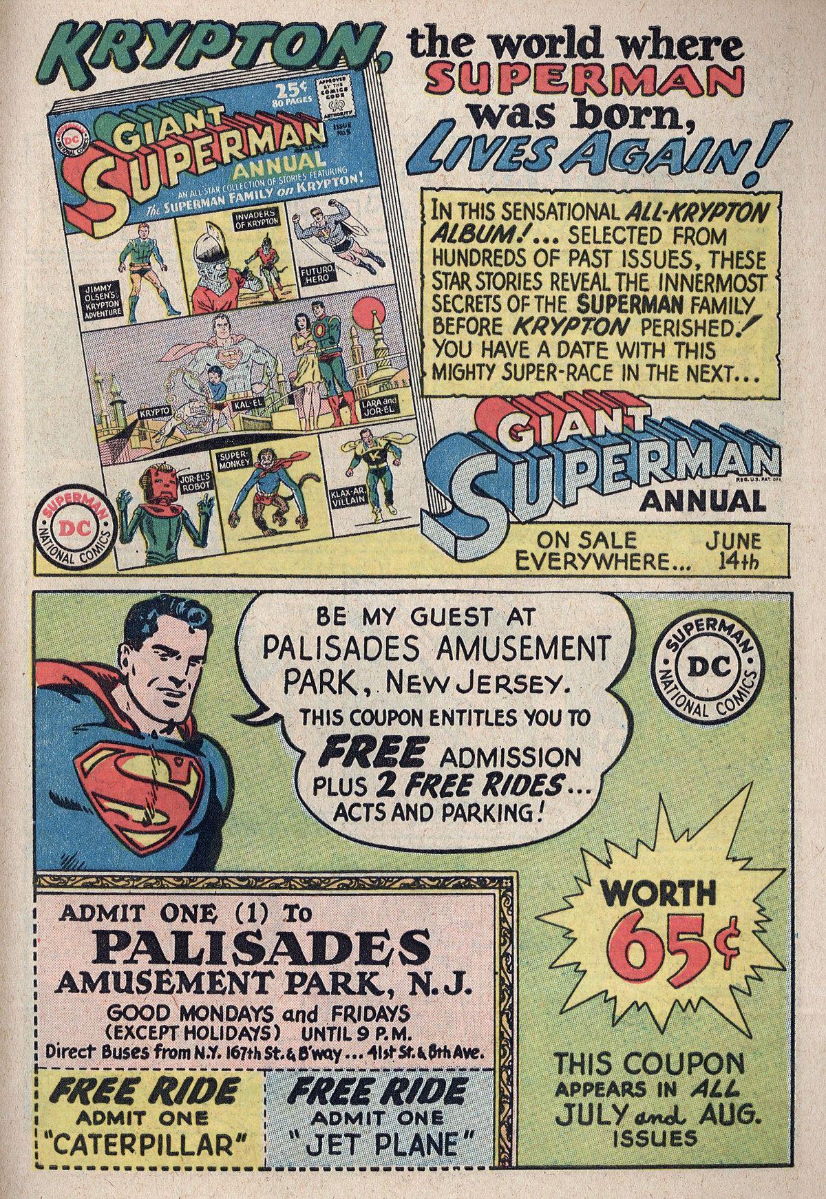 Read online Adventure Comics (1938) comic -  Issue #298 - 31