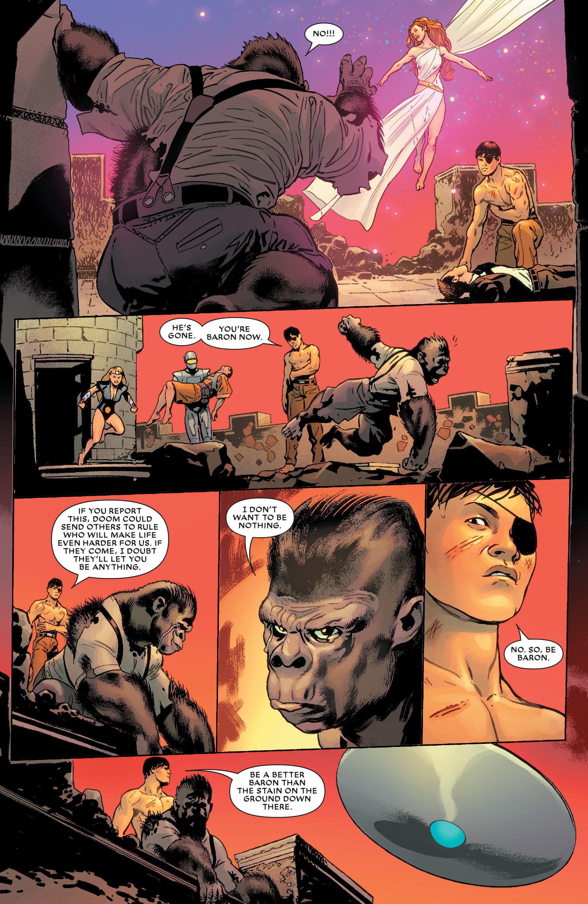 Read online Secret Wars Journal/Battleworld comic -  Issue # TPB - 118