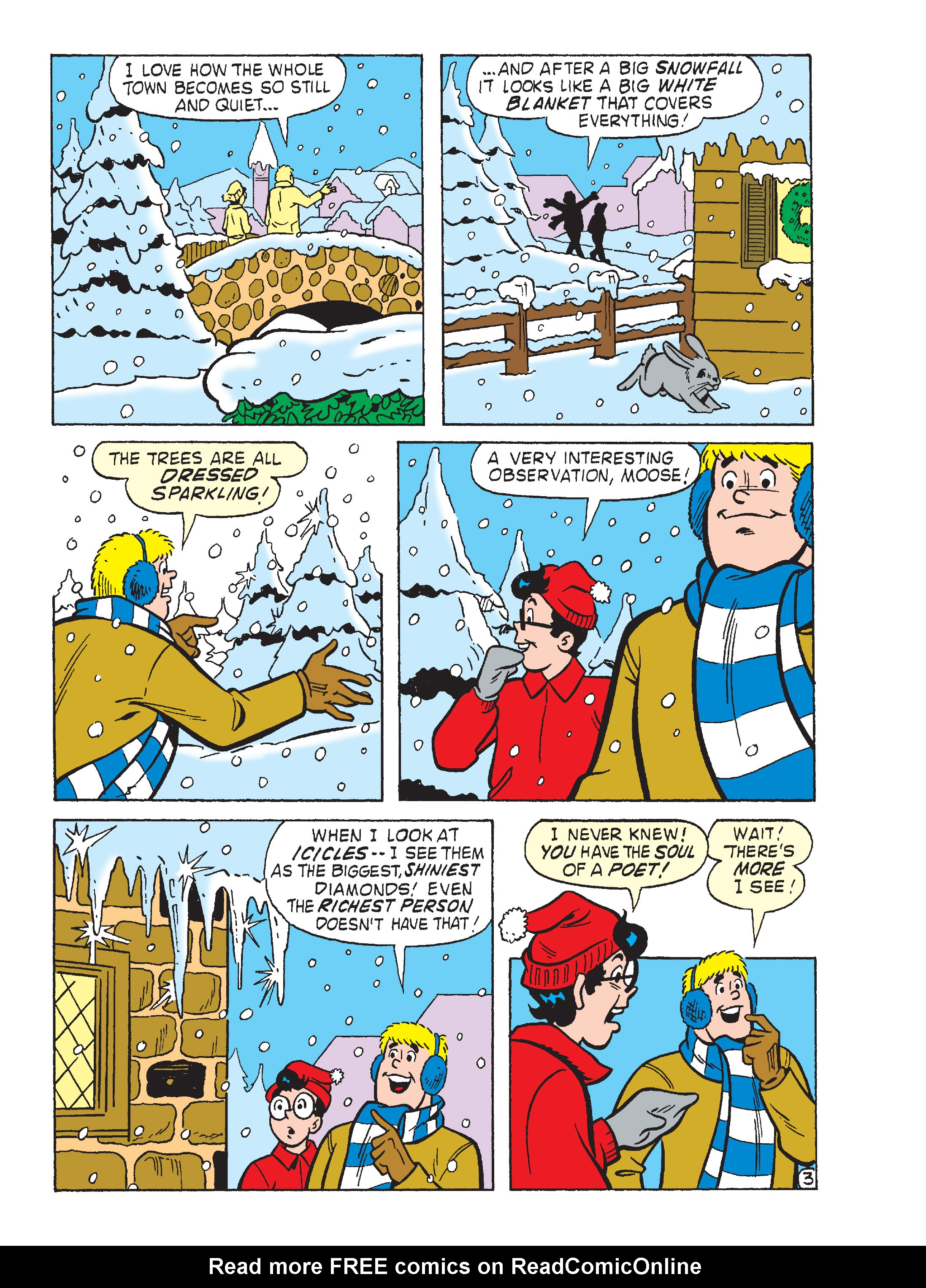 Read online Archie's Funhouse Double Digest comic -  Issue #23 - 21