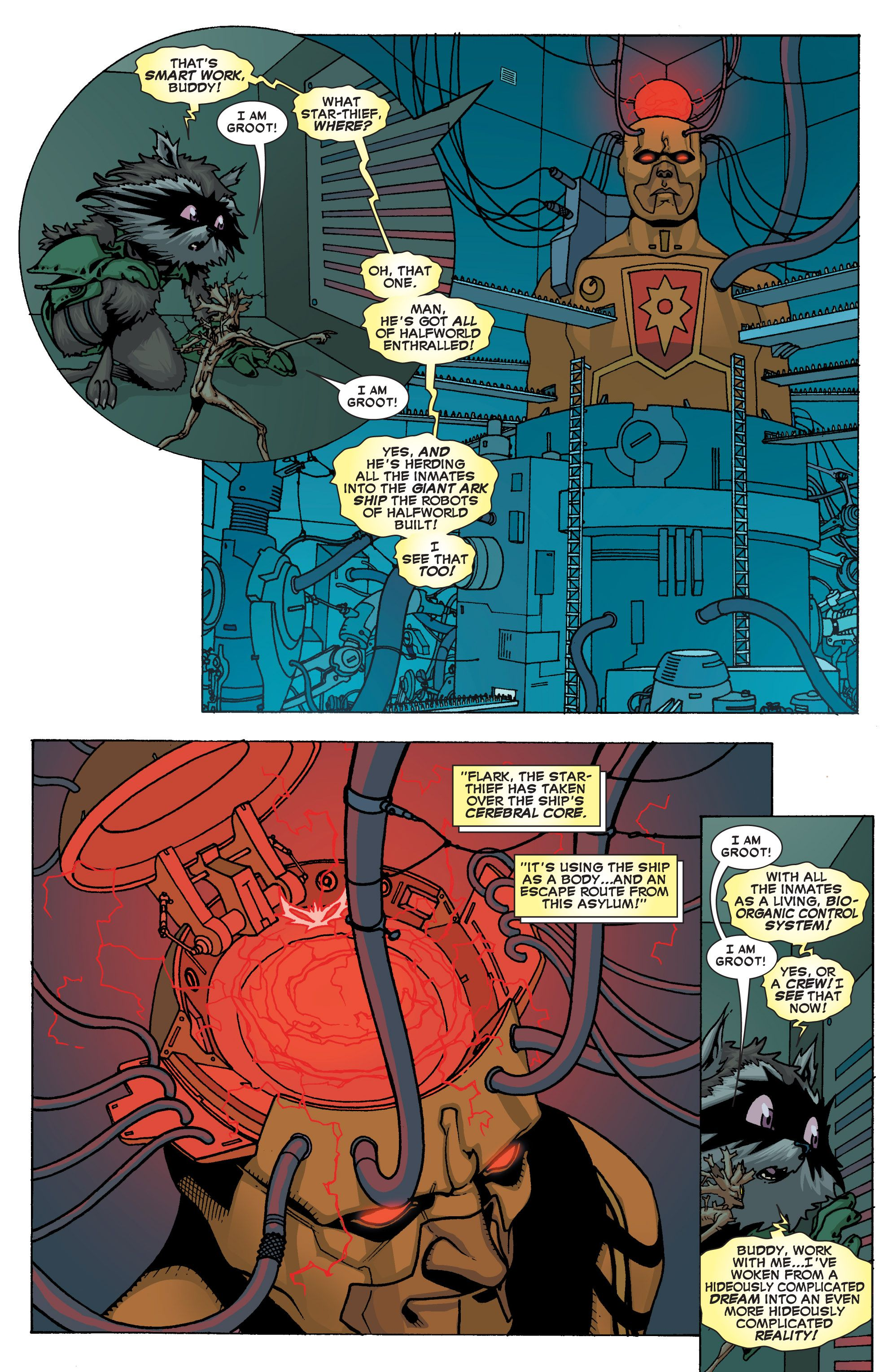 Read online Annihilators comic -  Issue #4 - 28