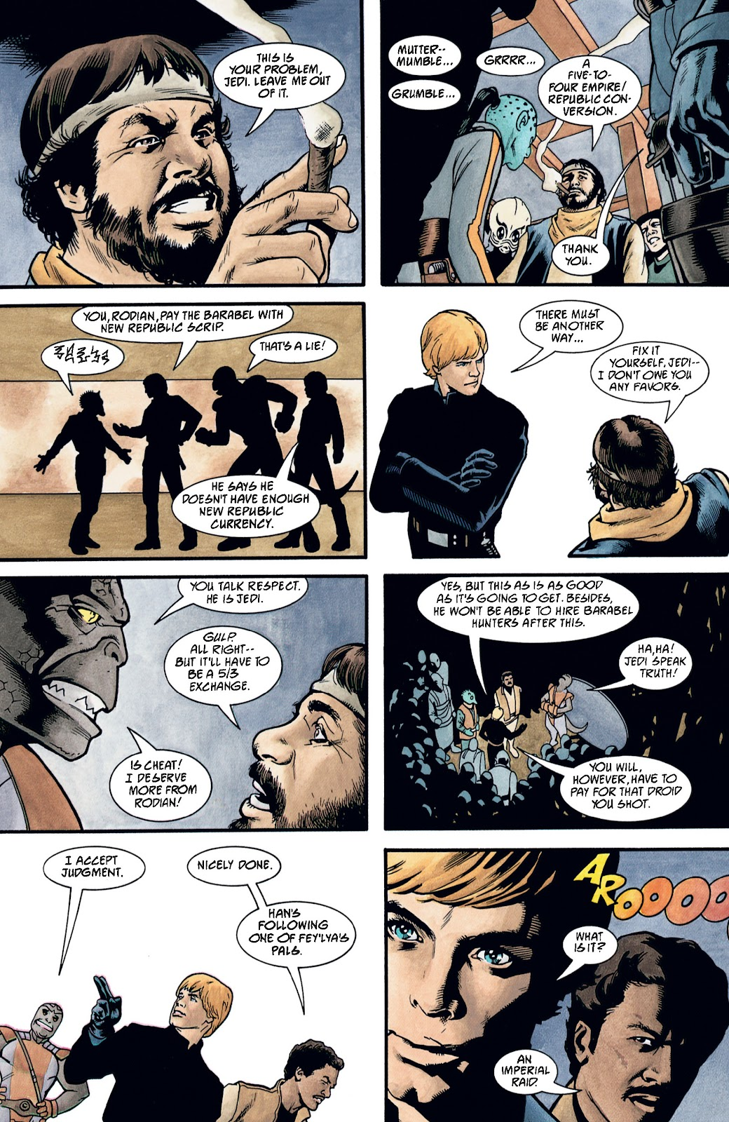 Read online Star Wars Legends: The New Republic - Epic Collection comic -  Issue # TPB 4 (Part 2) - 82