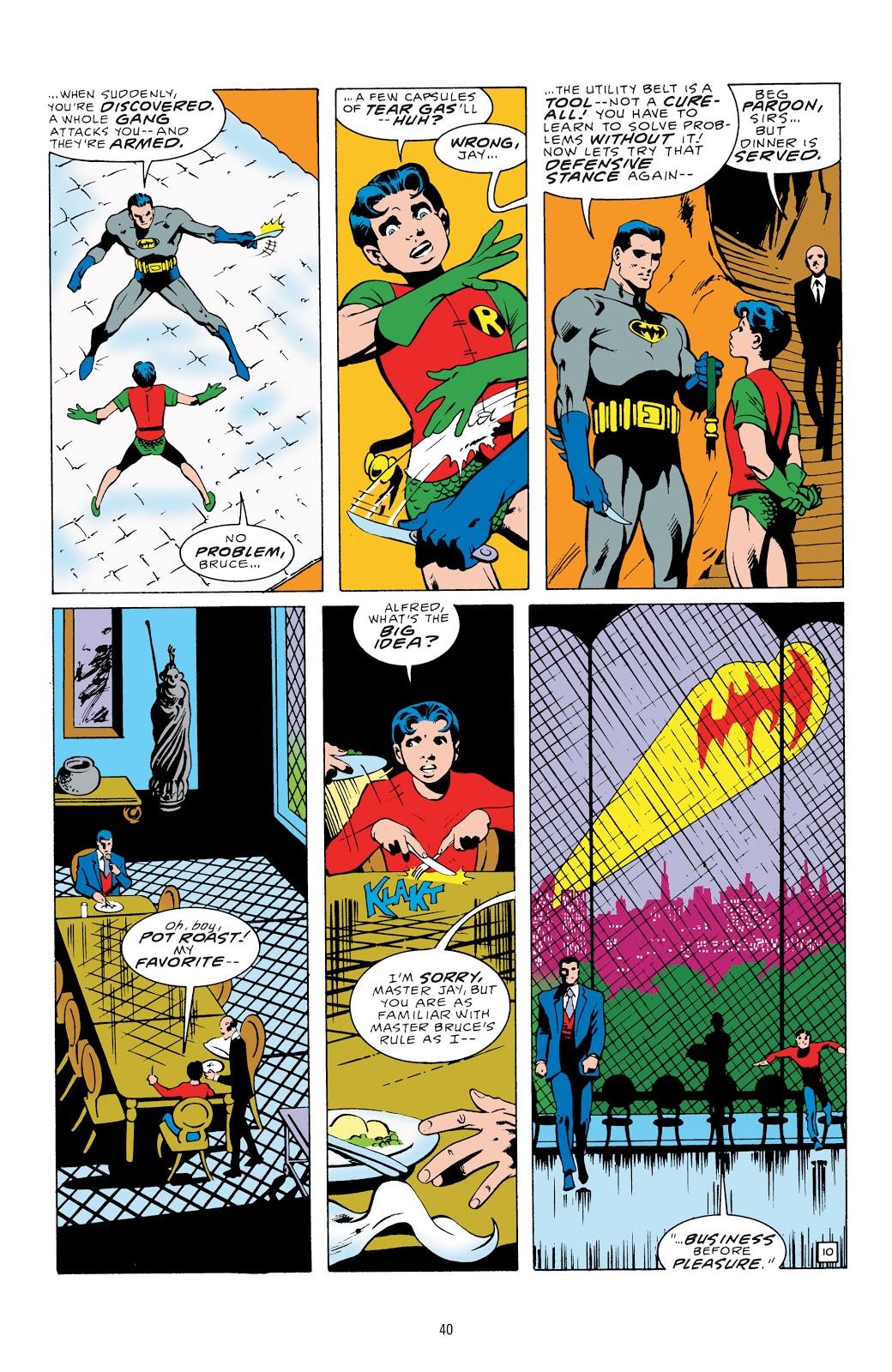 Read online Detective Comics (1937) comic -  Issue # _TPB Batman - The Dark Knight Detective 1 (Part 1) - 40