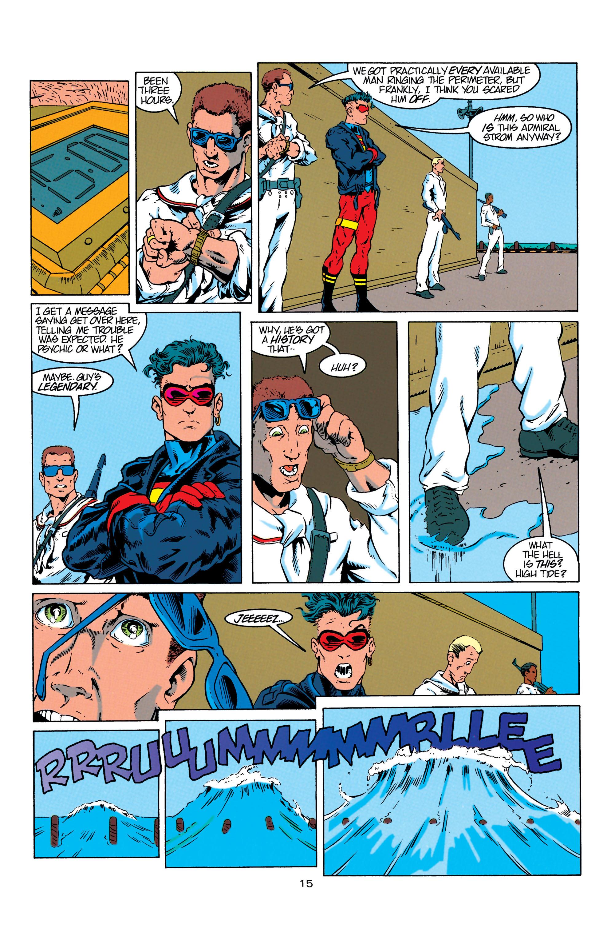 Read online Aquaman (1994) comic -  Issue #3 - 14
