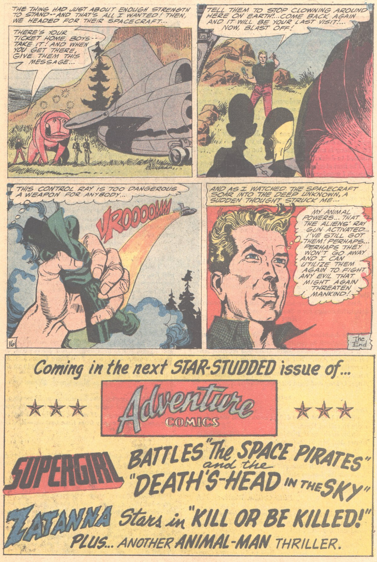 Read online Adventure Comics (1938) comic -  Issue #414 - 39