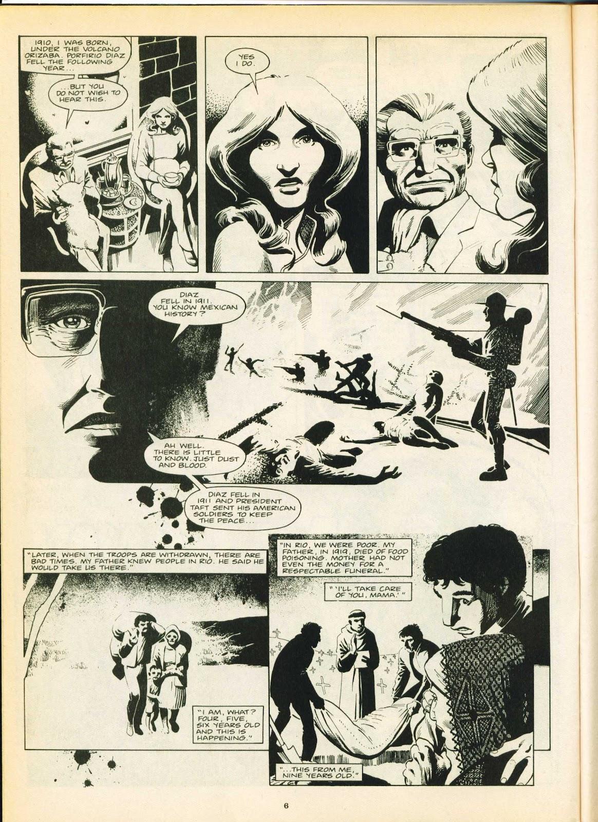 Warrior Issue #18 #19 - English 6