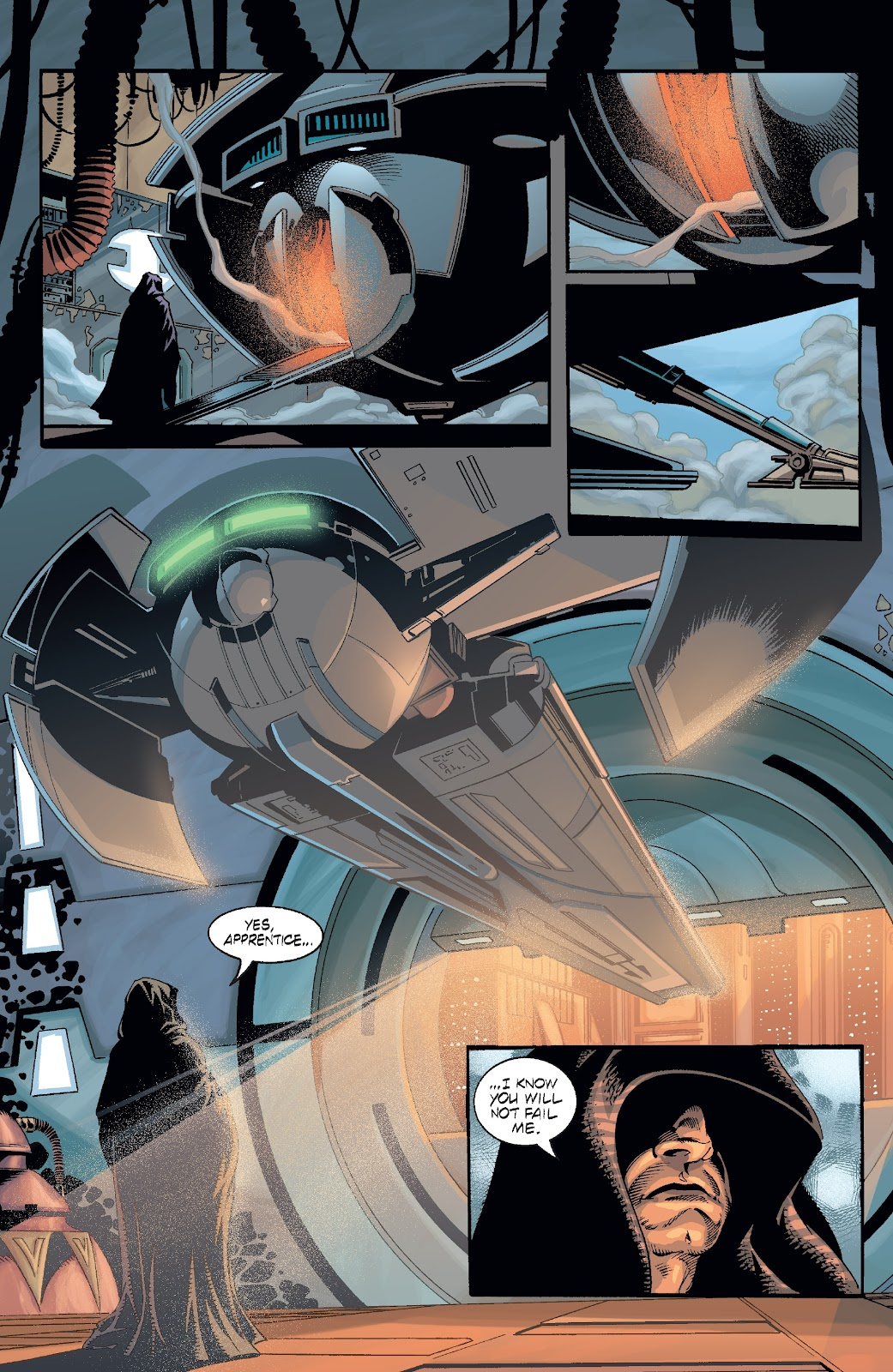 Read online Star Wars Legends: Rise of the Sith - Epic Collection comic -  Issue # TPB 2 (Part 2) - 58