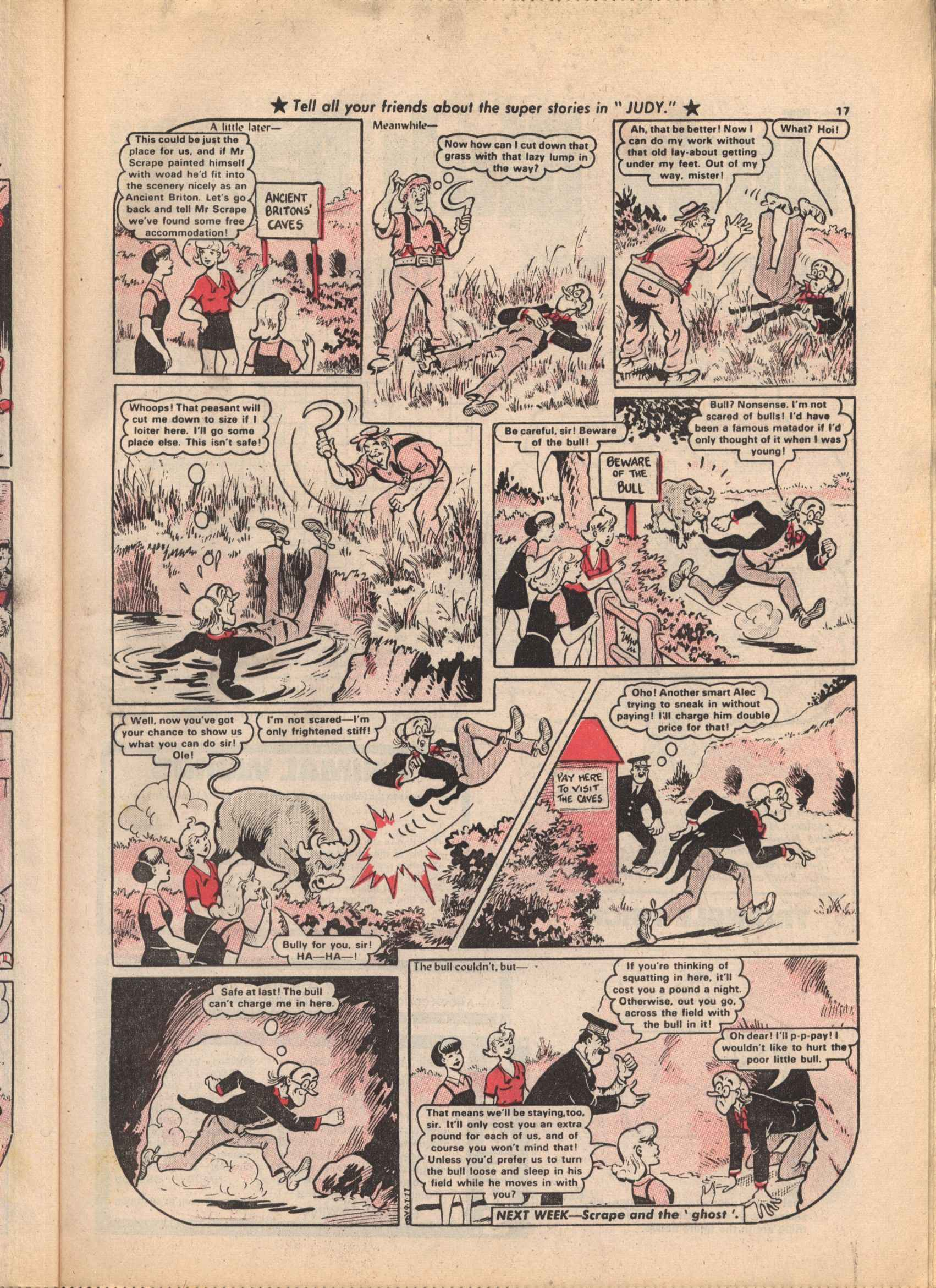 Read online Judy comic -  Issue #913 - 17