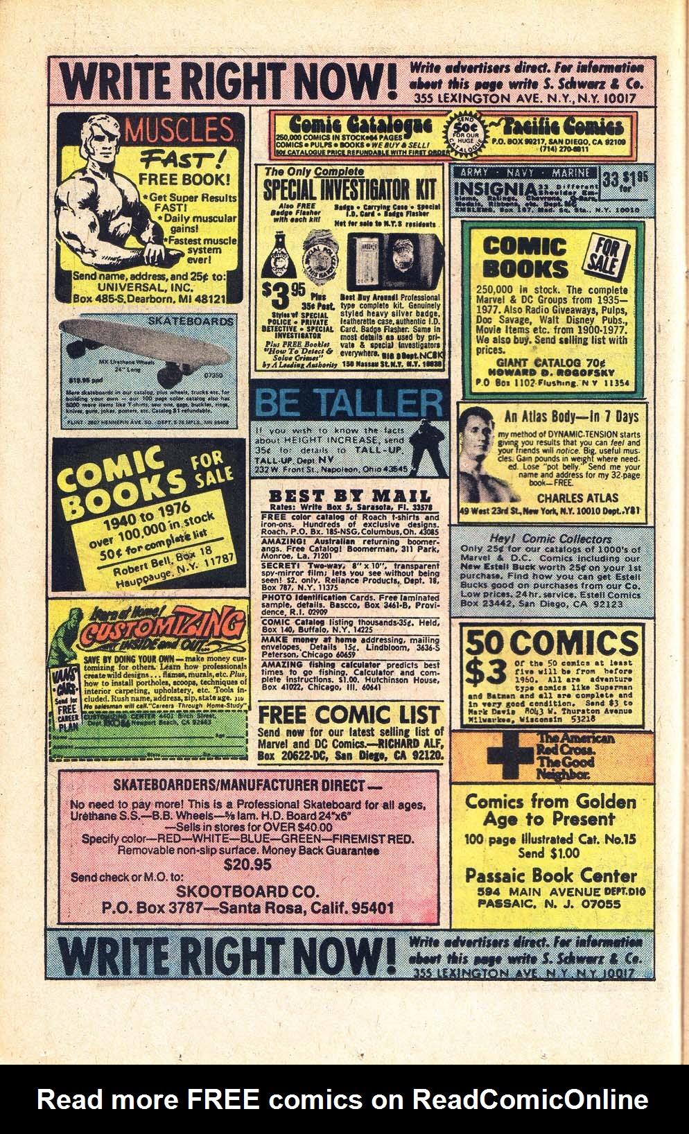 Read online Plop! comic -  Issue #24 - 14