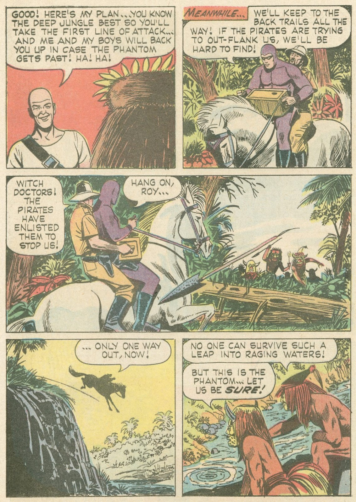 The Phantom (1966) issue 21 - Page 11