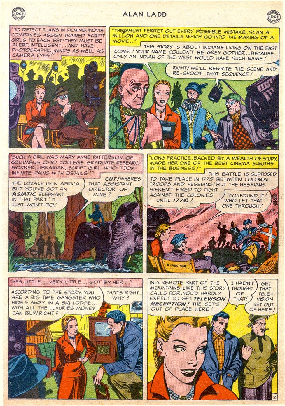 Adventures of Alan Ladd issue 4 - Page 32