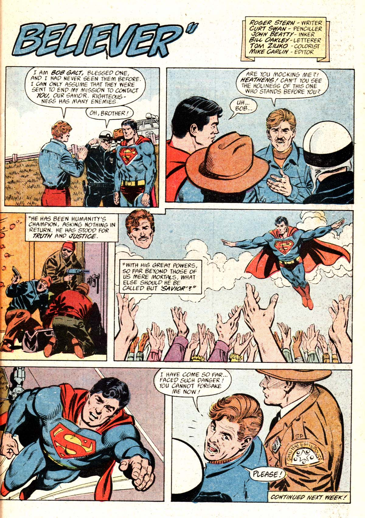 Read online Action Comics (1938) comic -  Issue #606 - 29