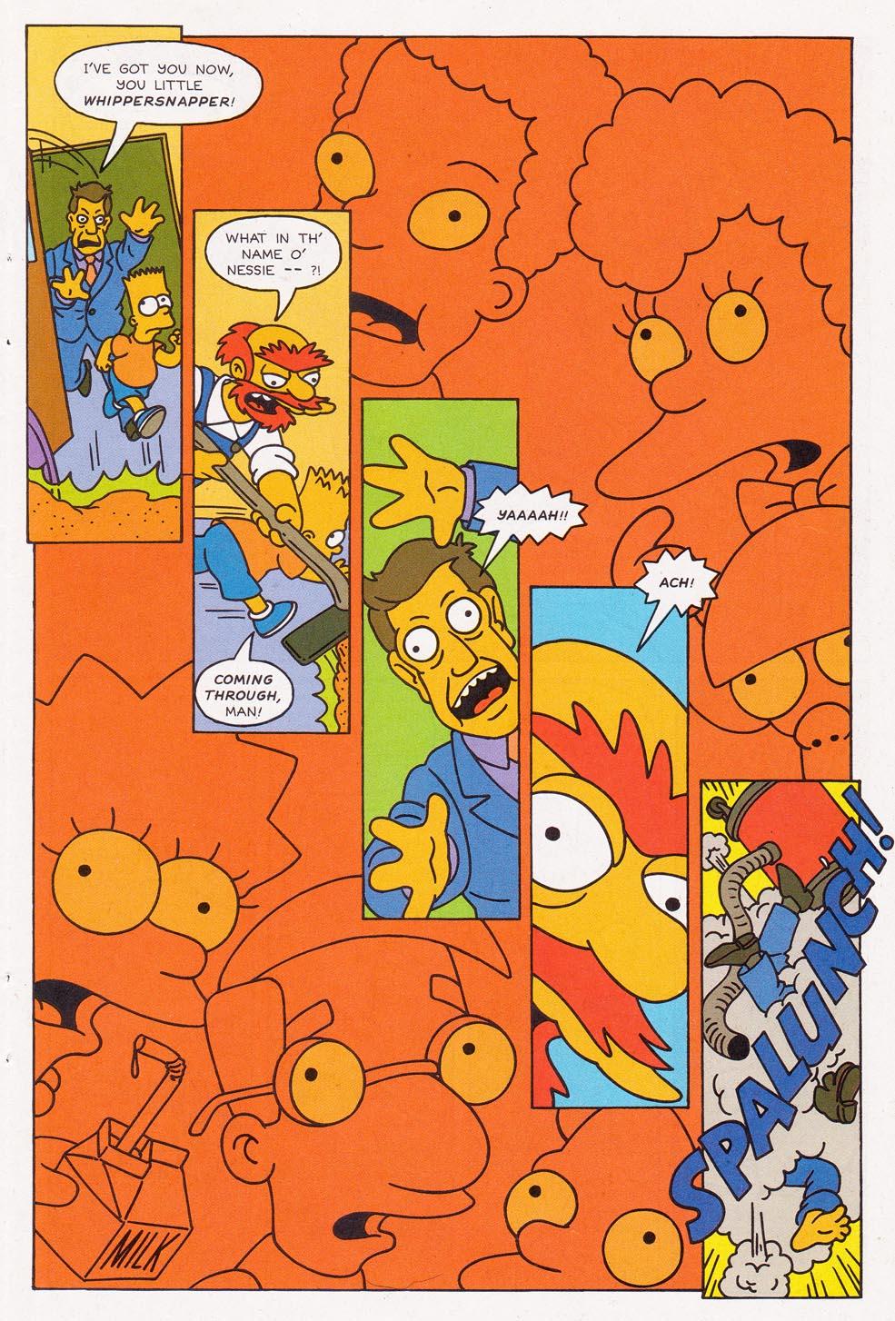 Read online Simpsons Comics comic -  Issue #2 - 4