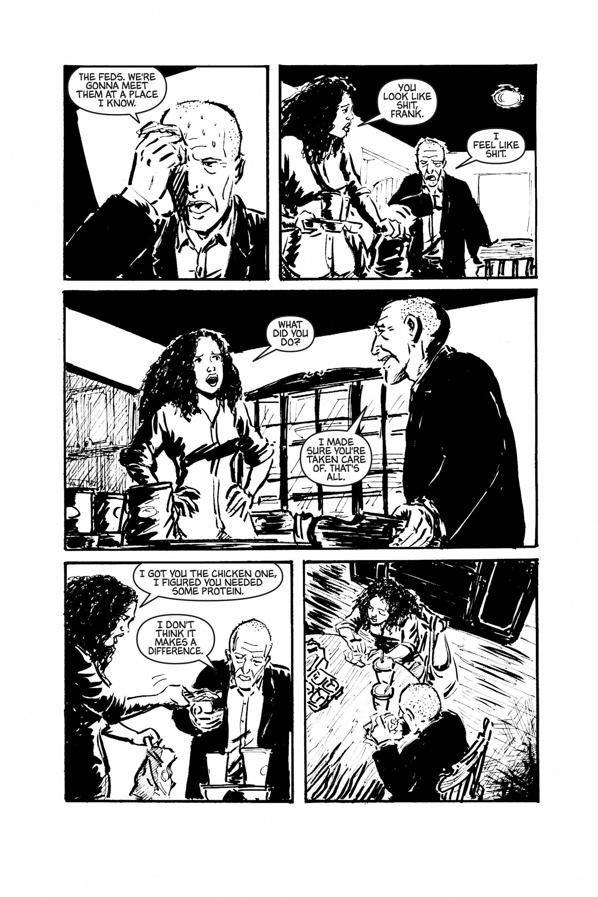 Read online Tumor comic -  Issue # TPB - 165