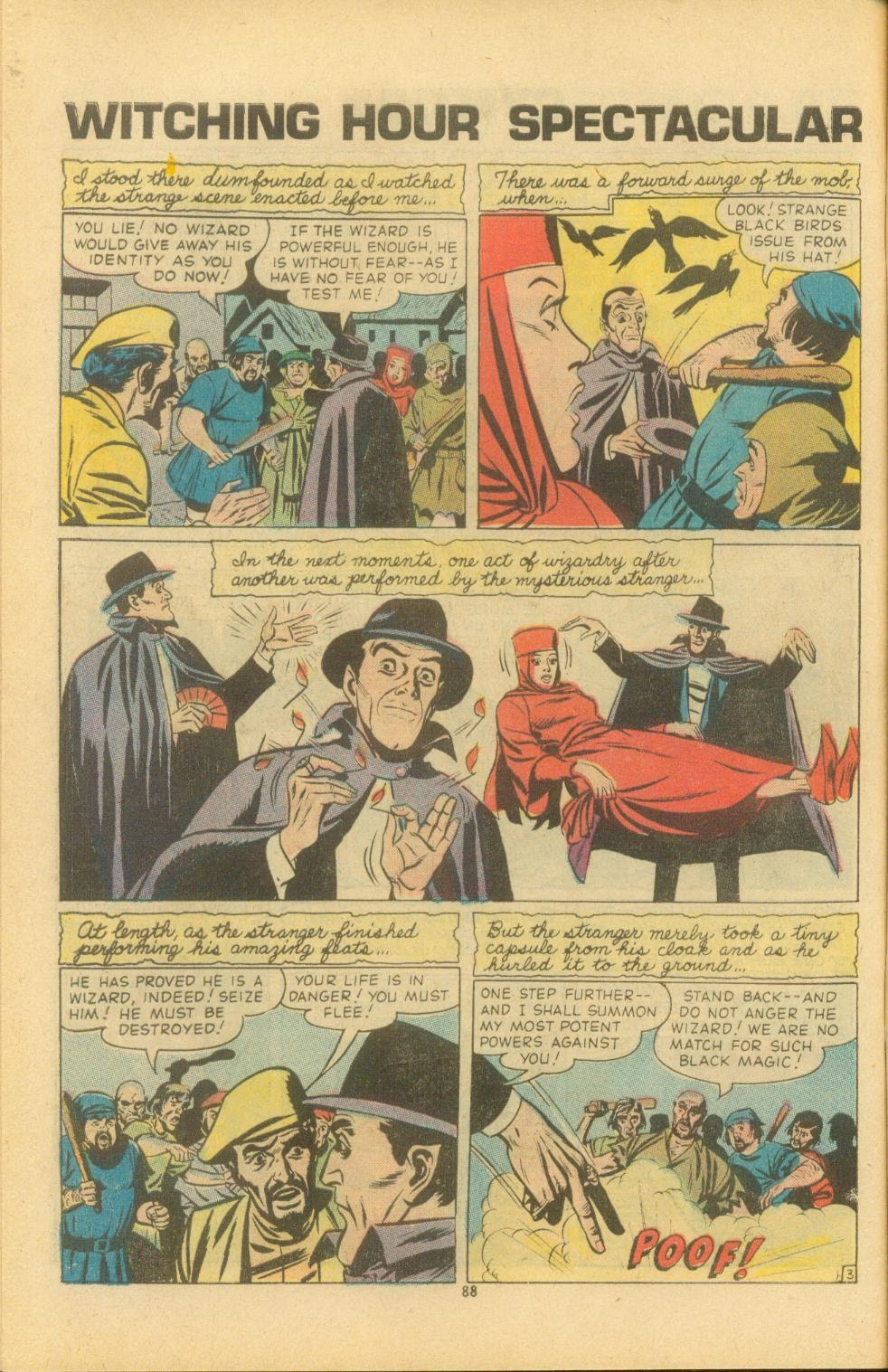 The Witching Hour (1969) issue 38 - Page 90