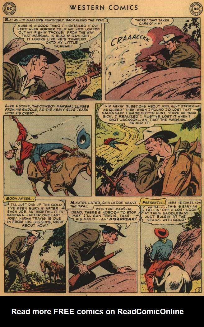 Western Comics issue 30 - Page 31