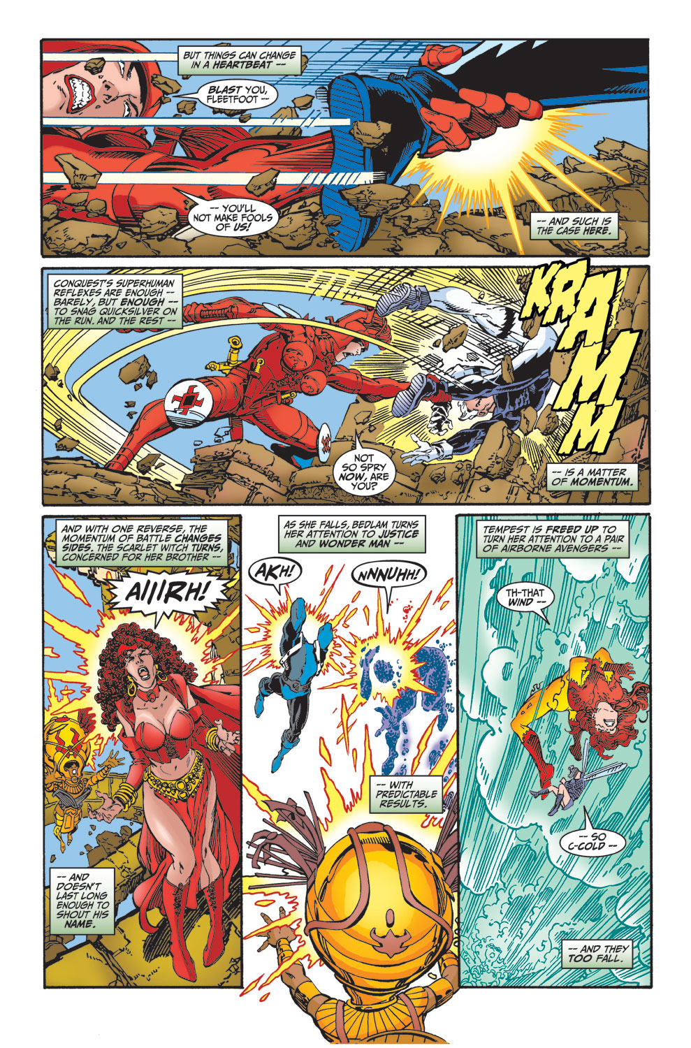 Read online Avengers (1998) comic -  Issue #25 - 25