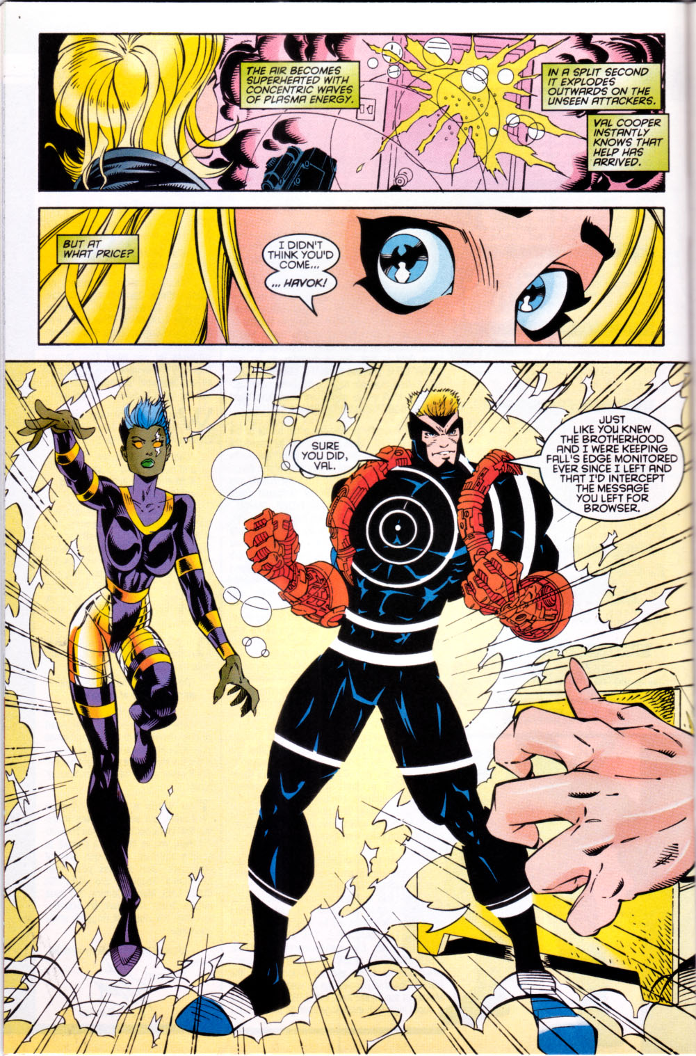 Read online X-Factor (1986) comic -  Issue #137 - 21