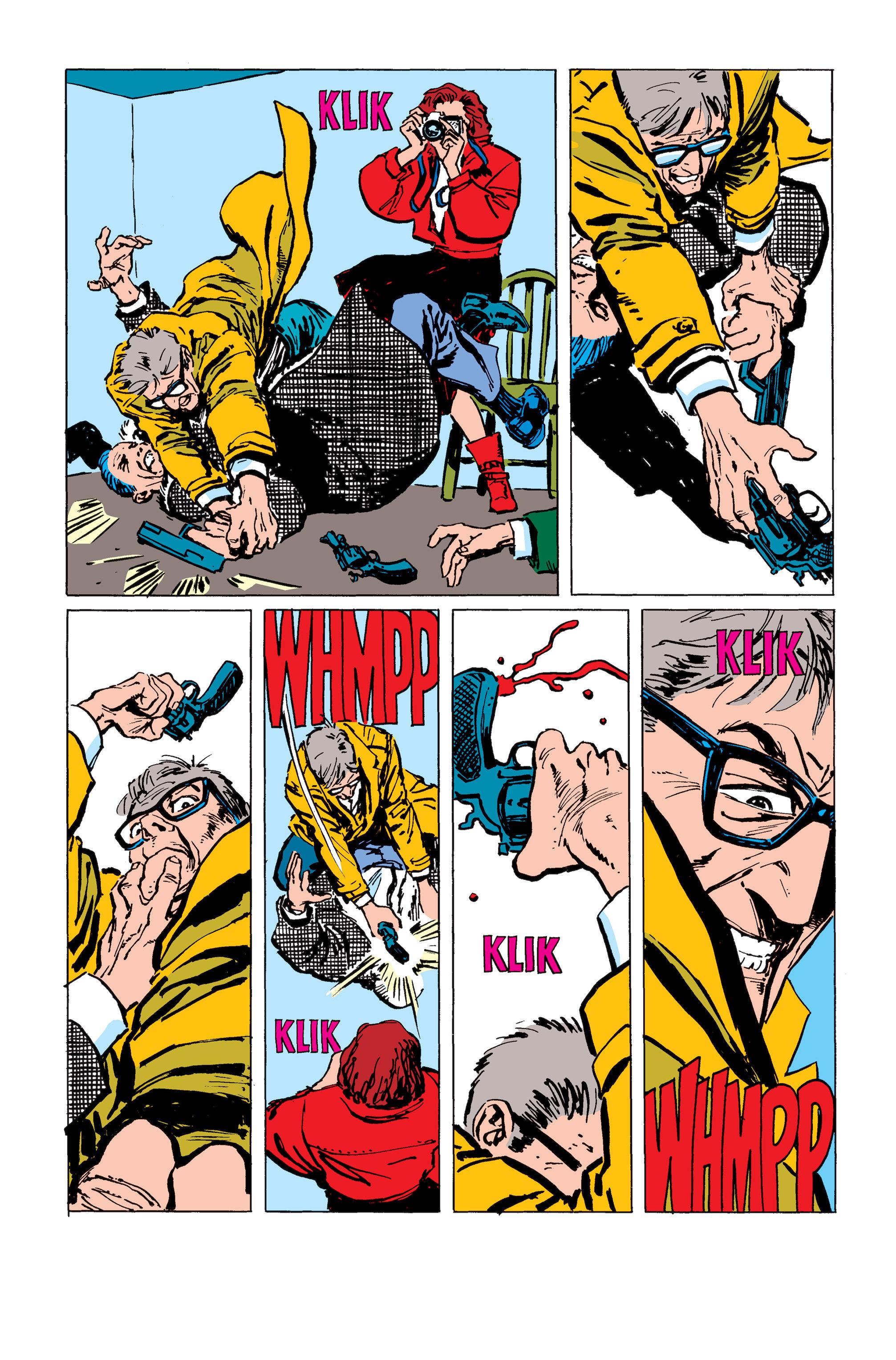 Read online Daredevil: Born Again comic -  Issue # Full - 160