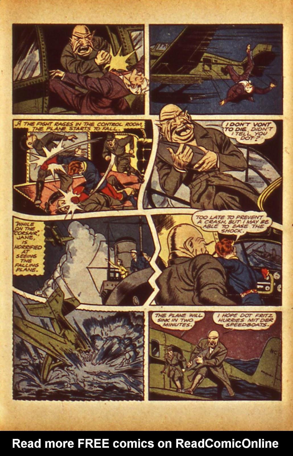 USA Comics issue 7 - Page 11