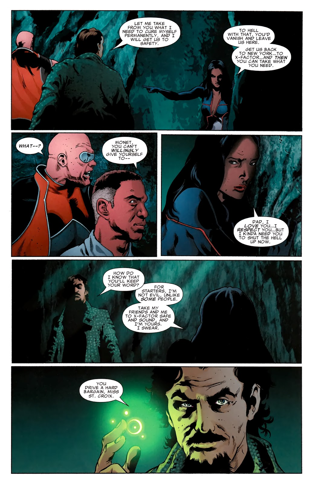 Read online X-Men: Second Coming Revelations comic -  Issue # TPB (Part 2) - 102