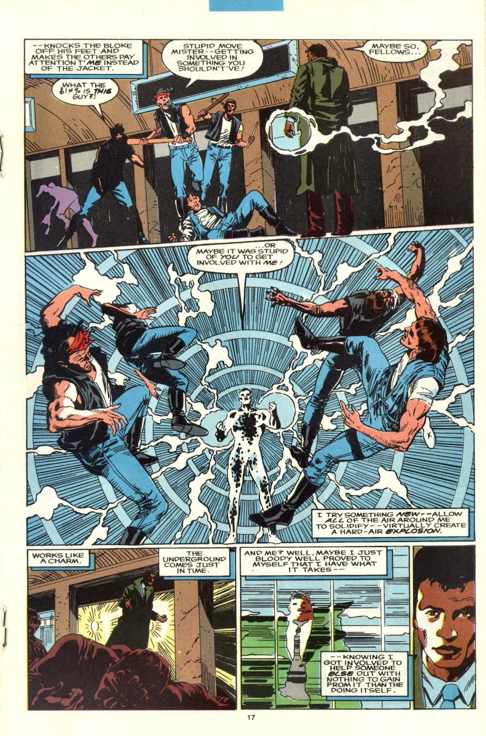 Read online Alpha Flight (1983) comic -  Issue #95 - 13