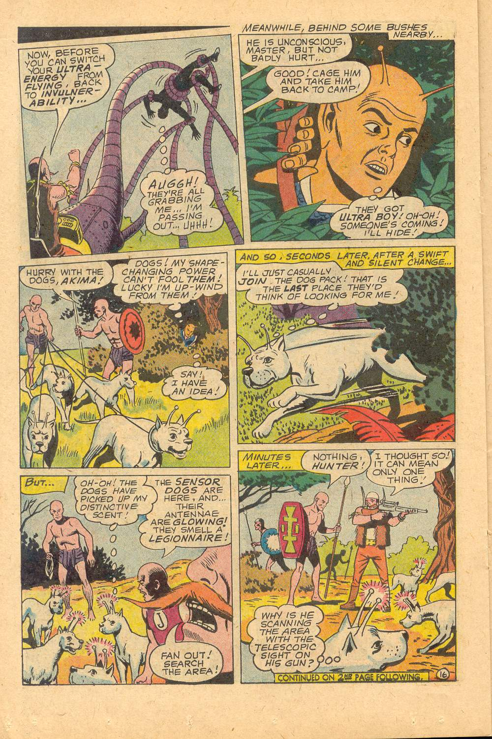 Read online Adventure Comics (1938) comic -  Issue #358 - 23