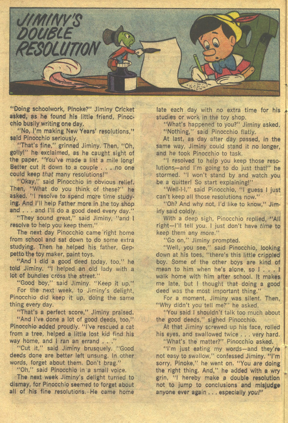 Walt Disney's Comics and Stories issue 354 - Page 17