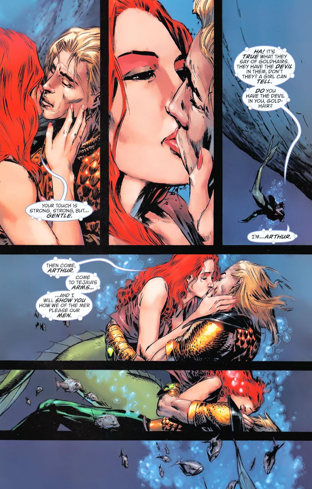 Read online Aquaman: Sword of Atlantis comic -  Issue #42 - 8