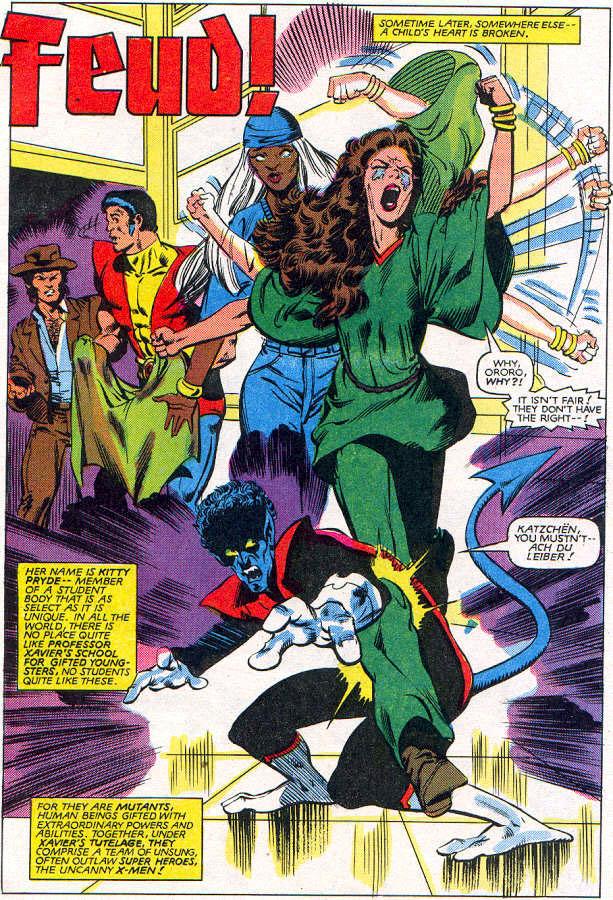 Read online Uncanny X-Men (1963) comic -  Issue # _Annual 6 - 3