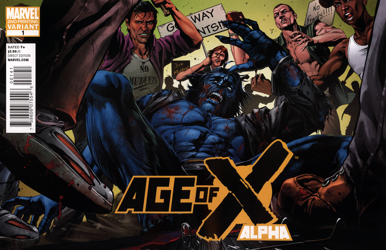 Read online Age of X: Alpha comic -  Issue #Age of X: Alpha Full - 4