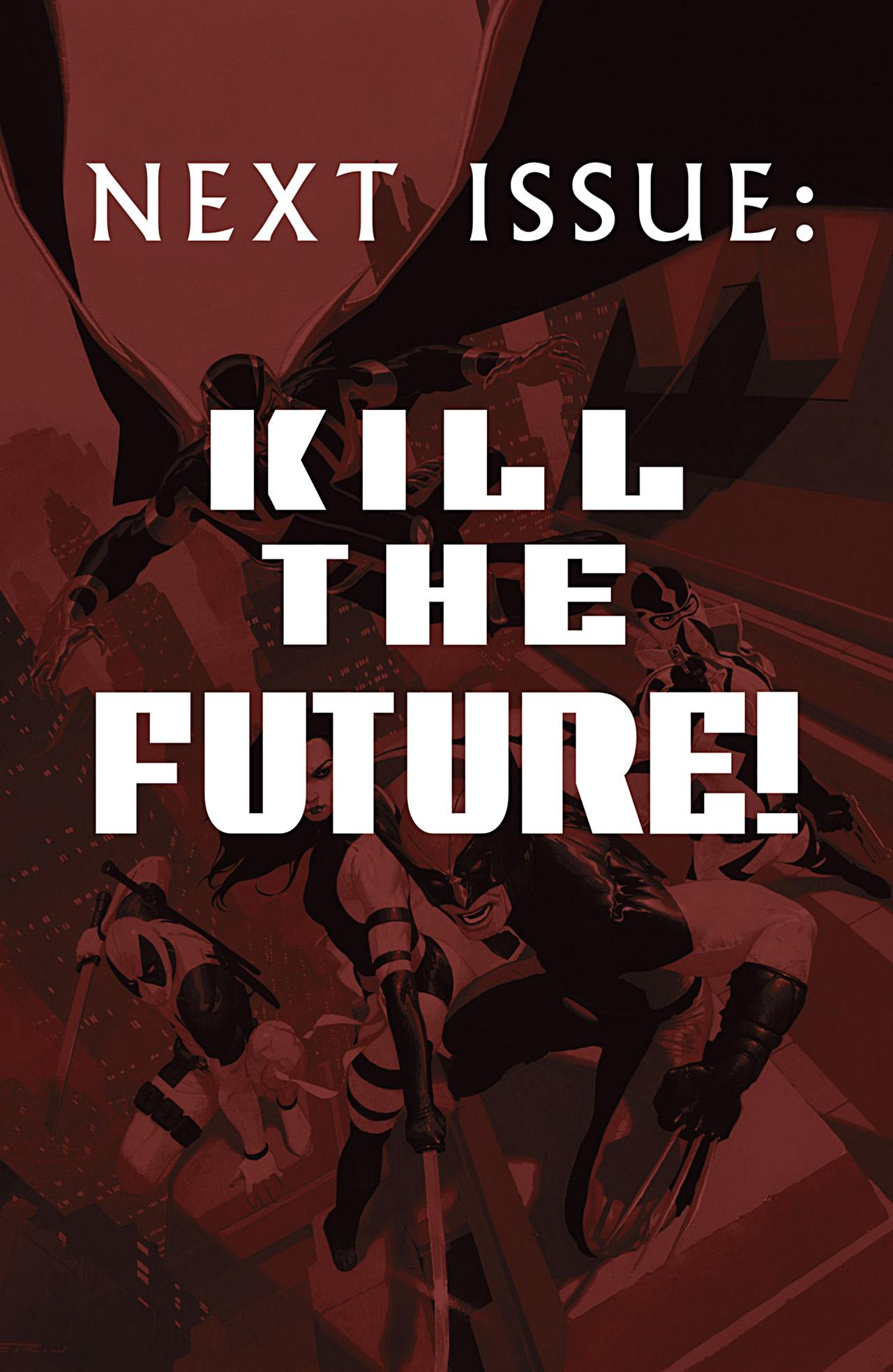 Uncanny X-Force (2010) #28 #30 - English 23