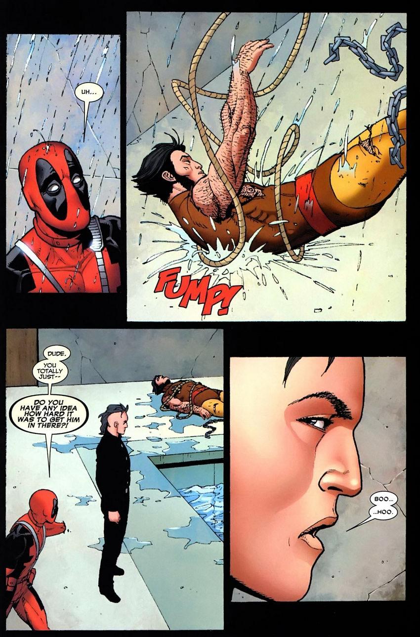 Read online Wolverine: Origins comic -  Issue #25 - 8