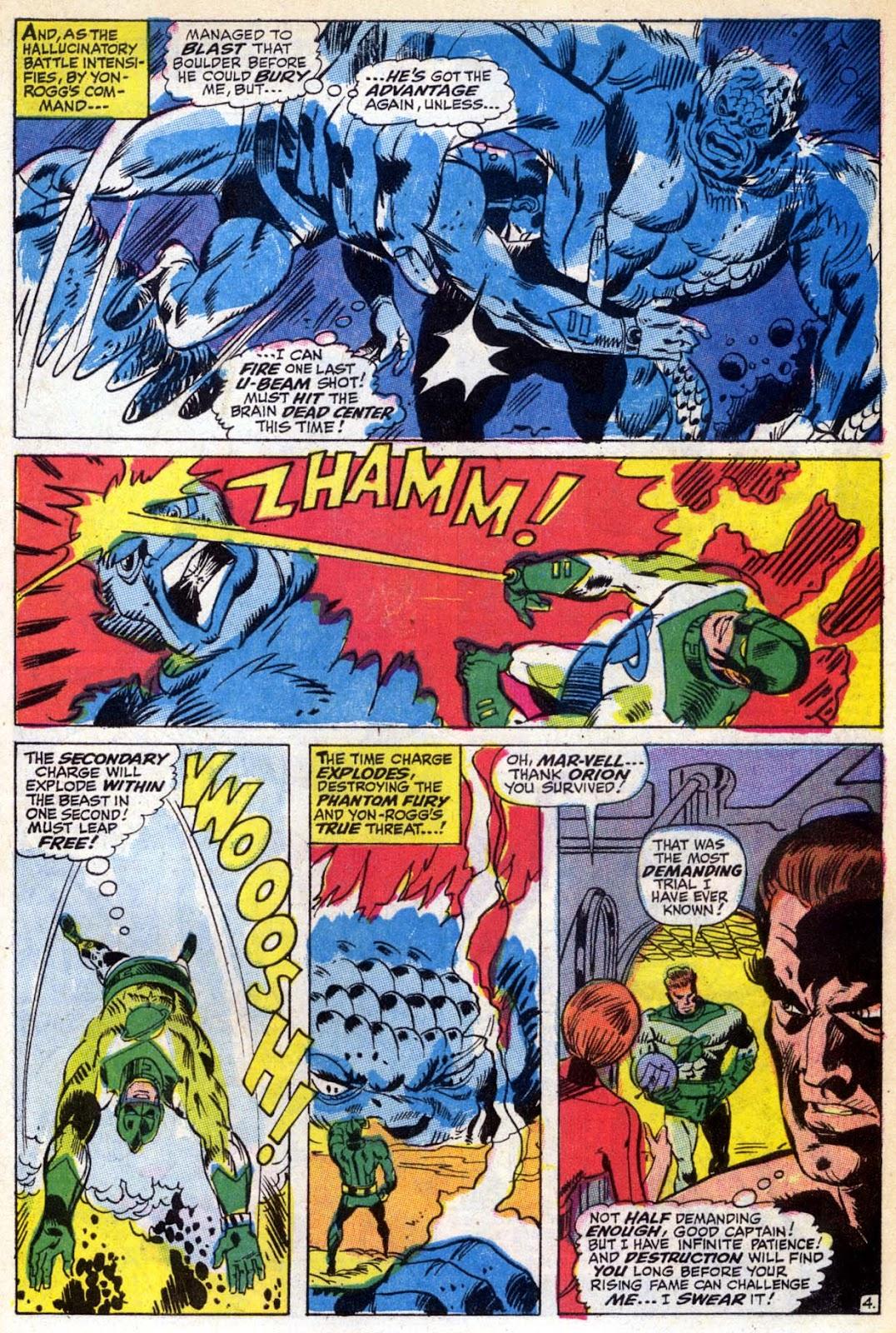 Captain Marvel (1968) Issue #6 #6 - English 5