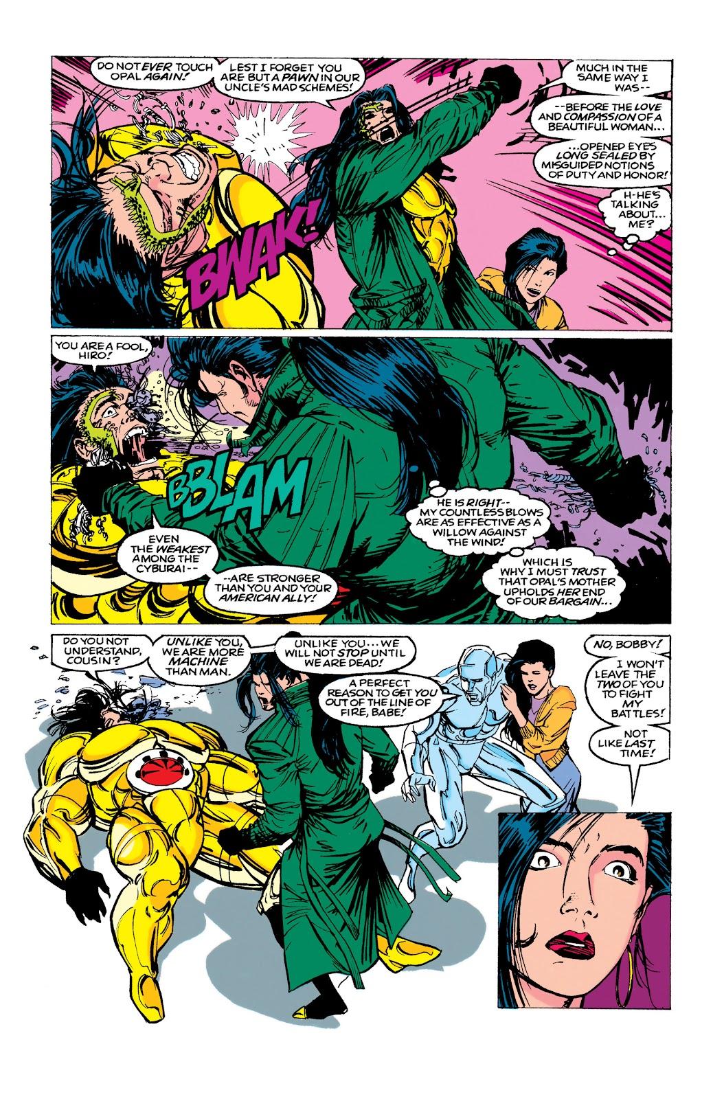 Uncanny X-Men (1963) issue 290 - Page 12