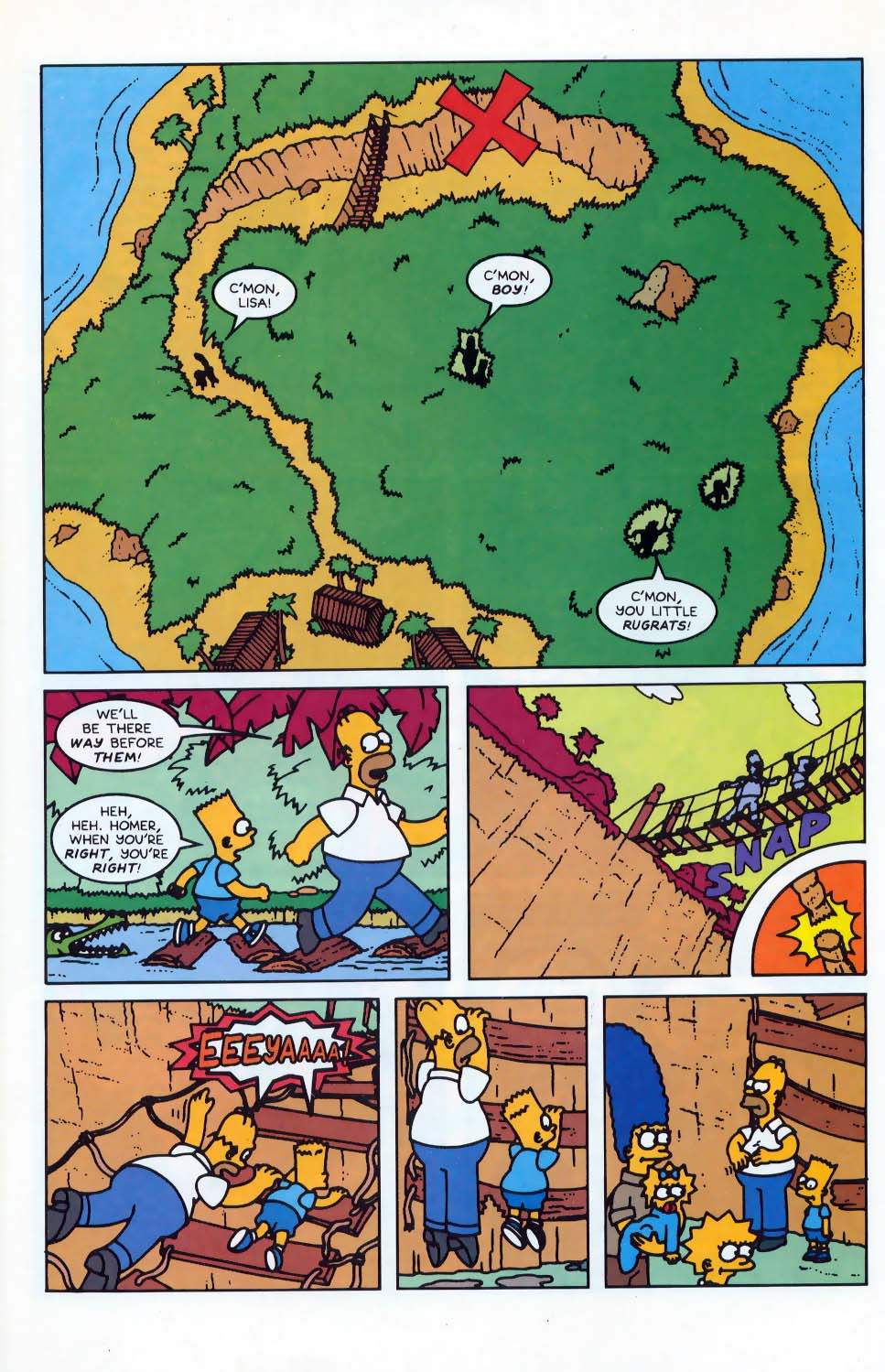 Read online Simpsons Comics comic -  Issue #10 - 15