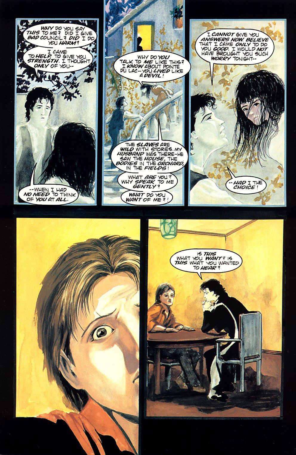 Read online Anne Rice's Interview with the Vampire comic -  Issue #2 - 33