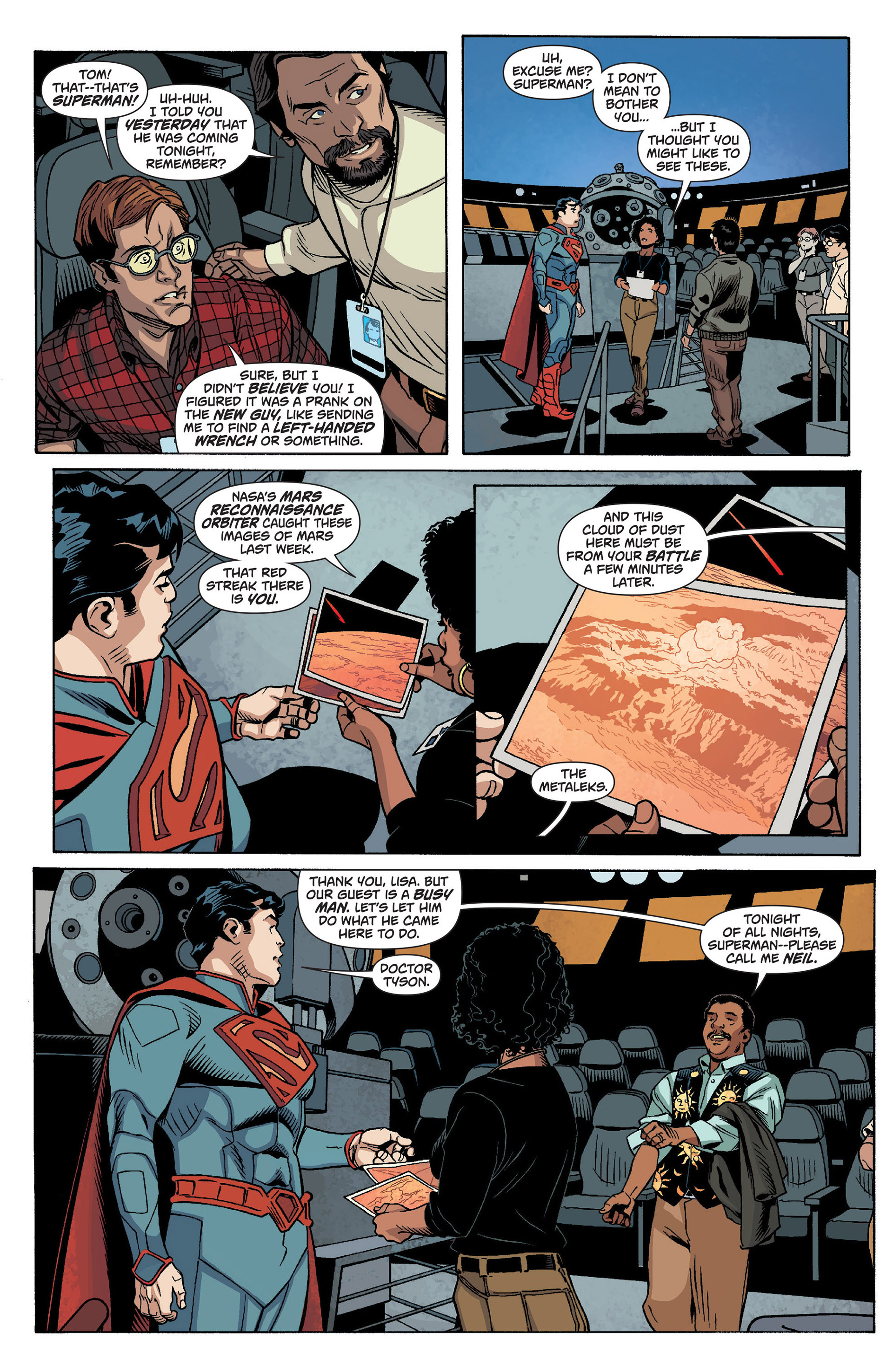 Read online Action Comics (2011) comic -  Issue #14 - 27