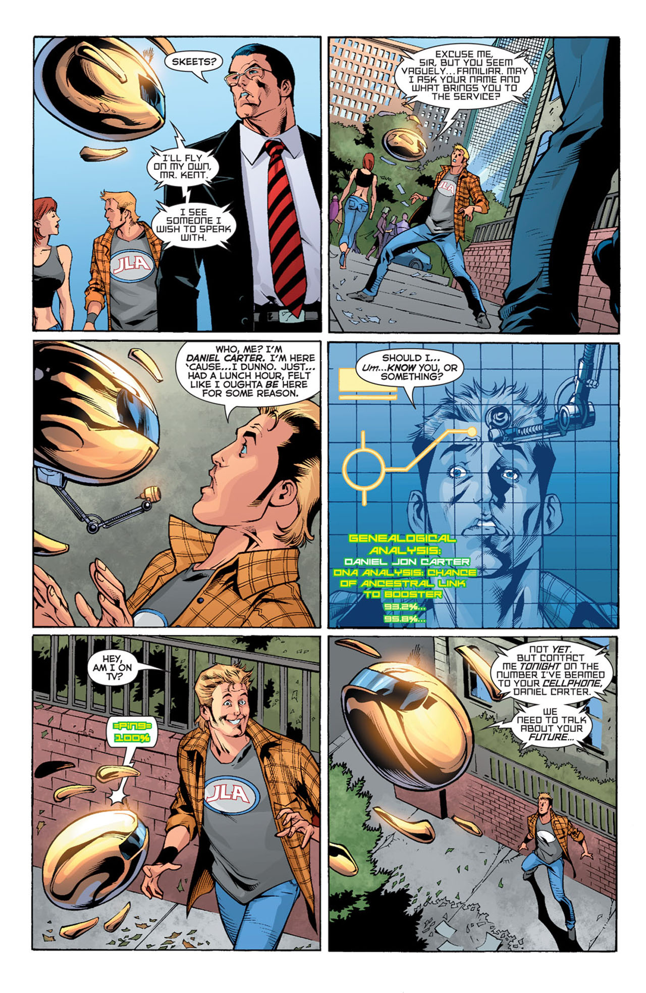 Read online 52 comic -  Issue #18 - 15