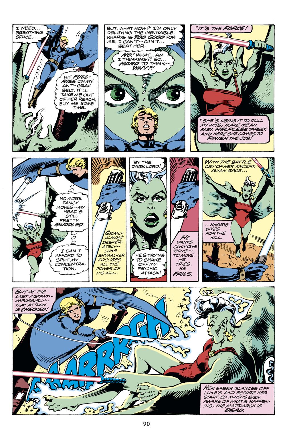 Read online Star Wars Omnibus comic -  Issue # Vol. 14 - 90