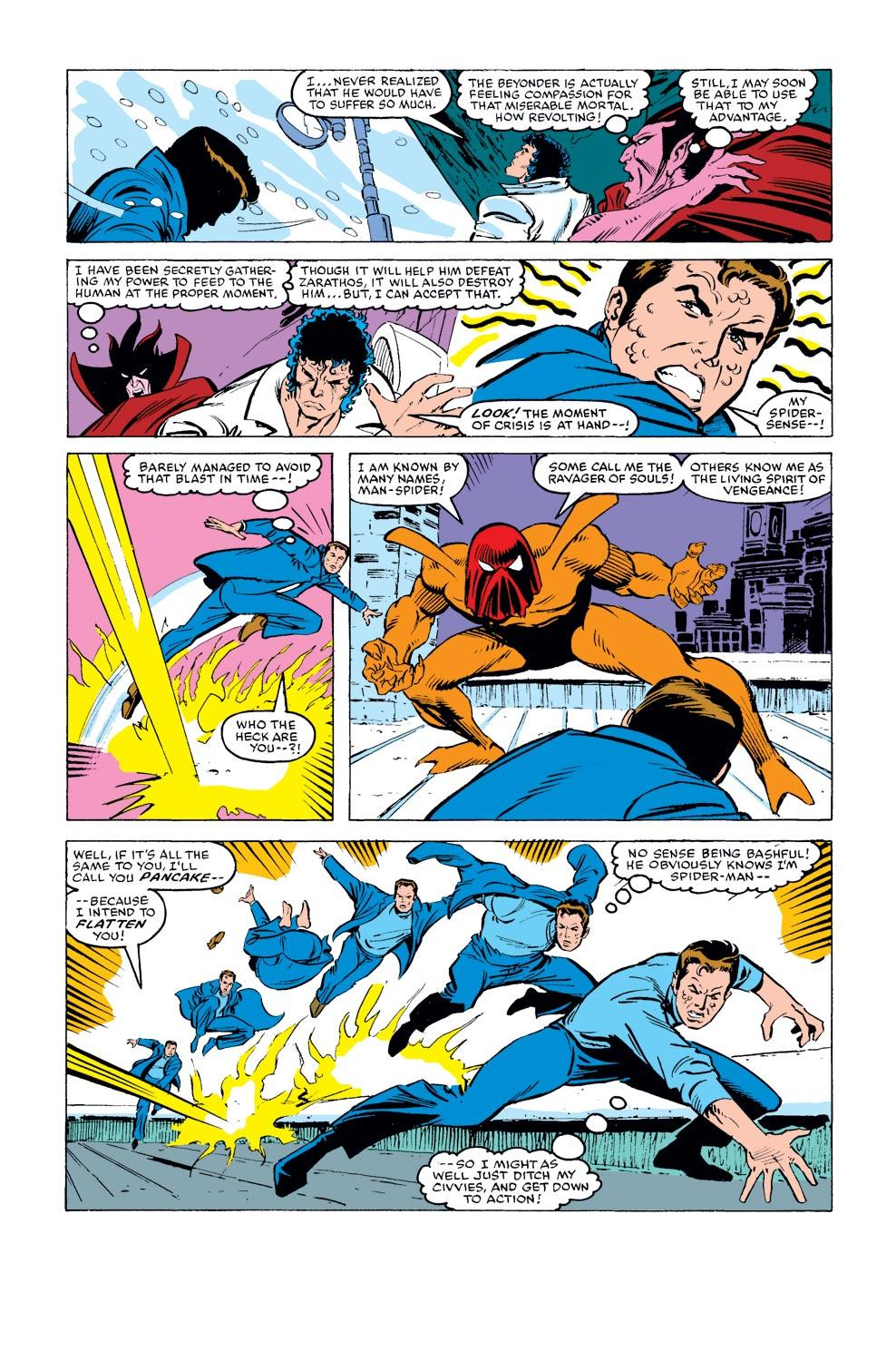 The Amazing Spider-Man (1963) 274 Page 21