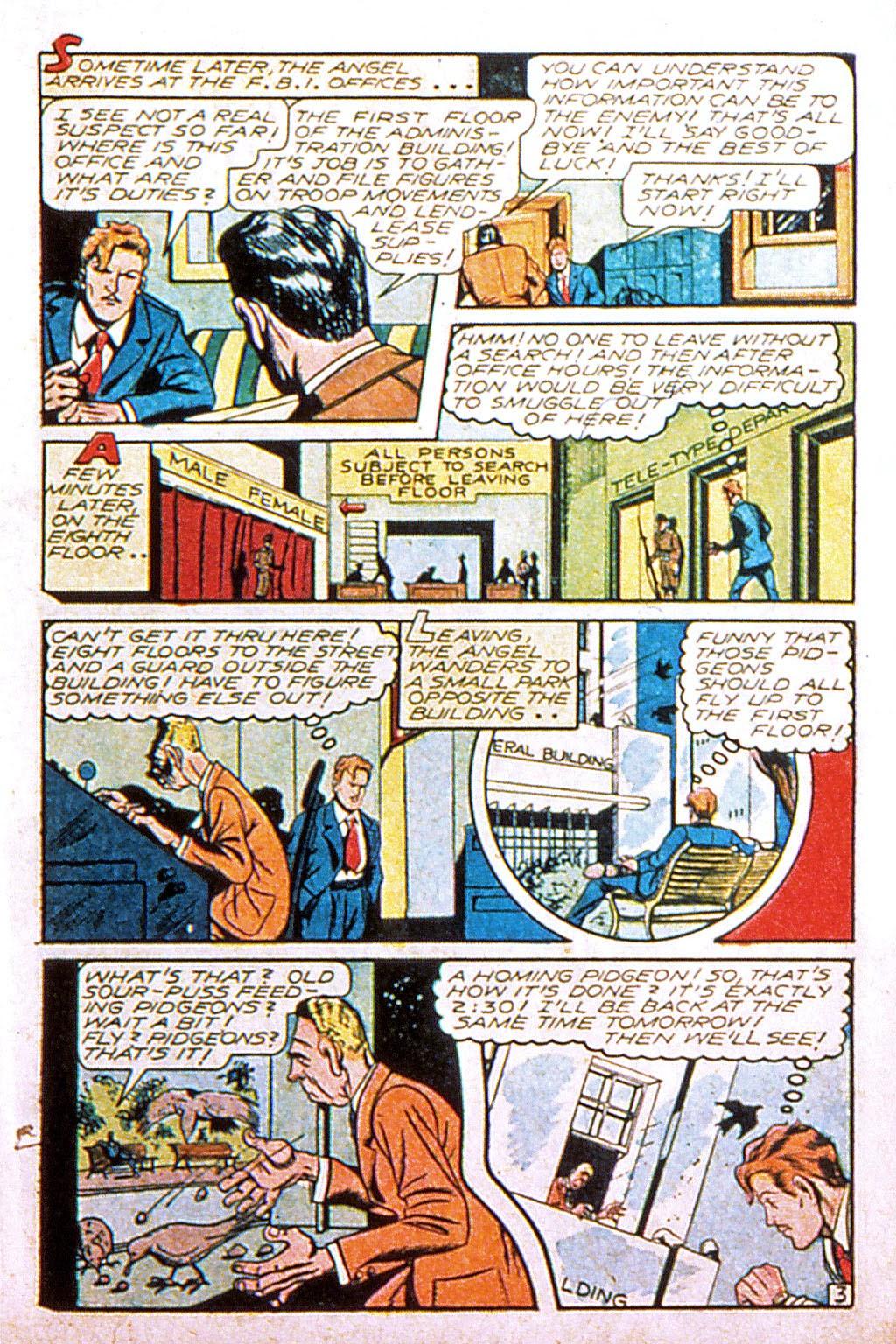 Read online Mystic Comics (1944) comic -  Issue #2 - 5