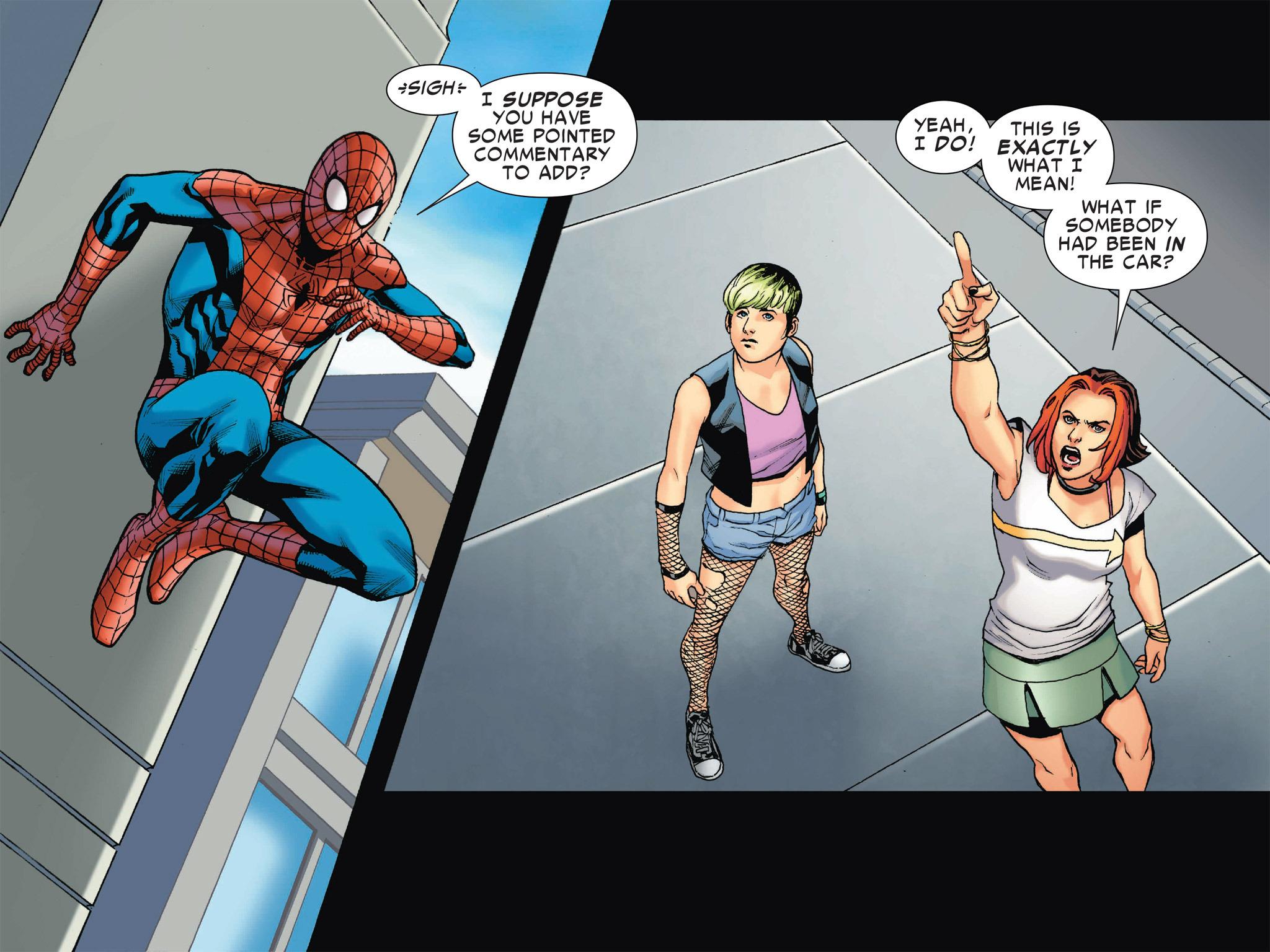 Read online Ultimate Spider-Man (Infinite Comics) (2016) comic -  Issue #2 - 43