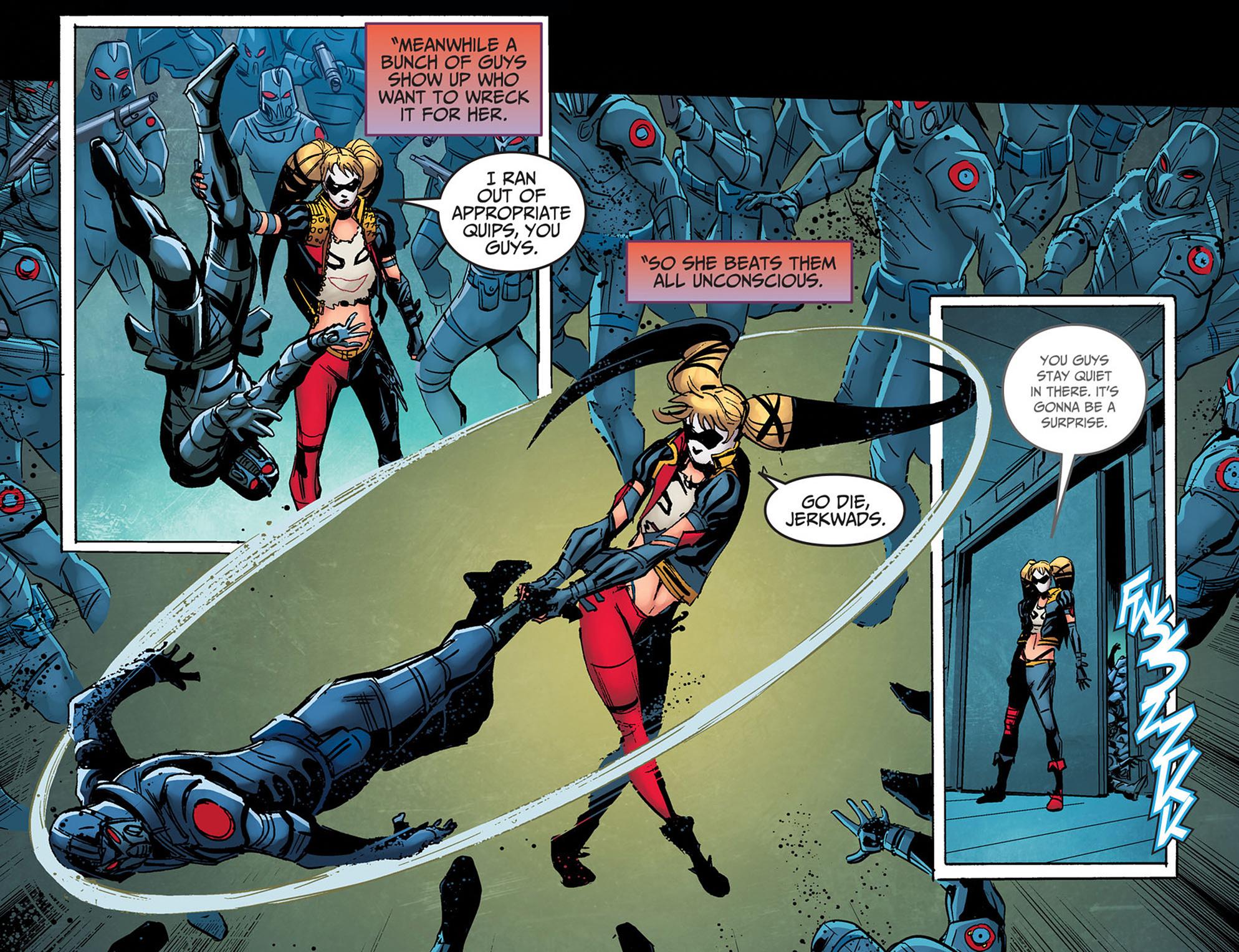 Read online Injustice: Ground Zero comic -  Issue #14 - 9