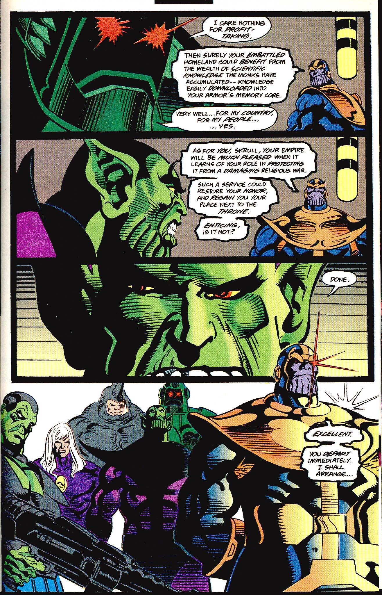 Read online Secret Defenders comic -  Issue #12 - 12