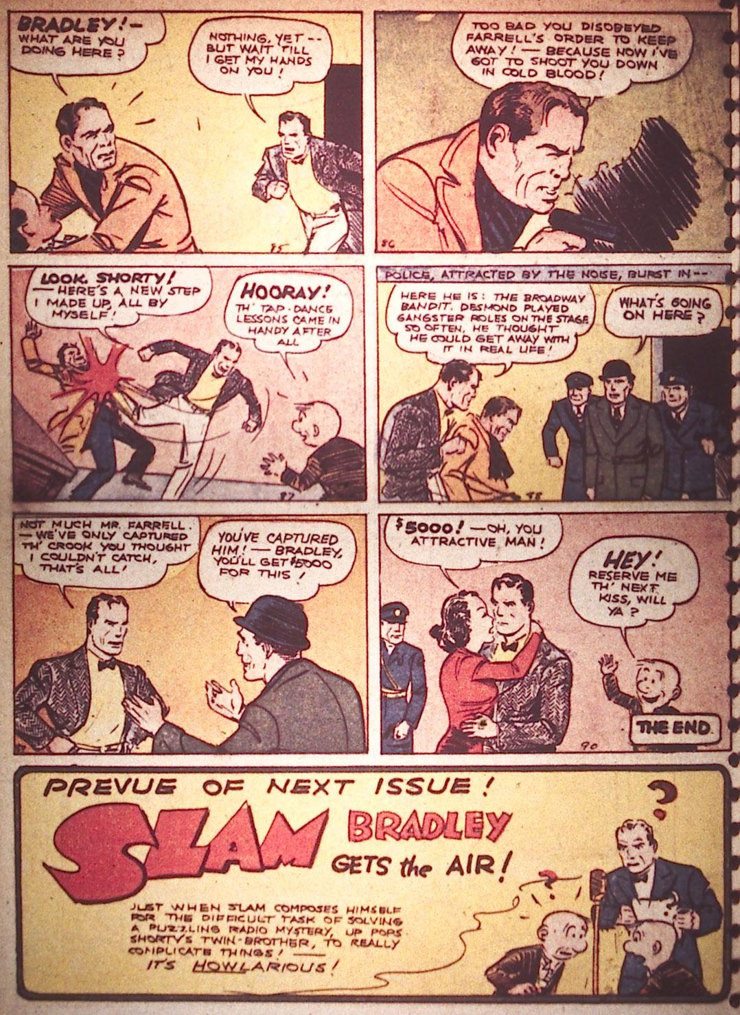 Read online Detective Comics (1937) comic -  Issue #16 - 66